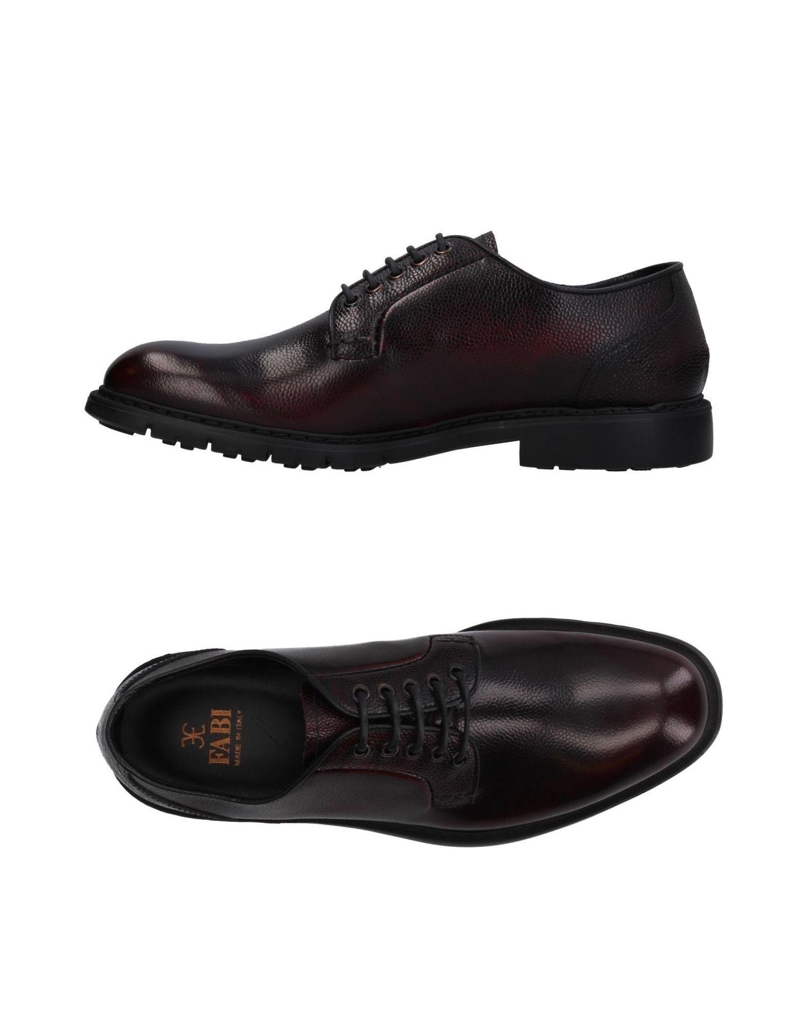 Fabi Schnürschuhe Herren  11385976MJ Gute Qualität beliebte Schuhe