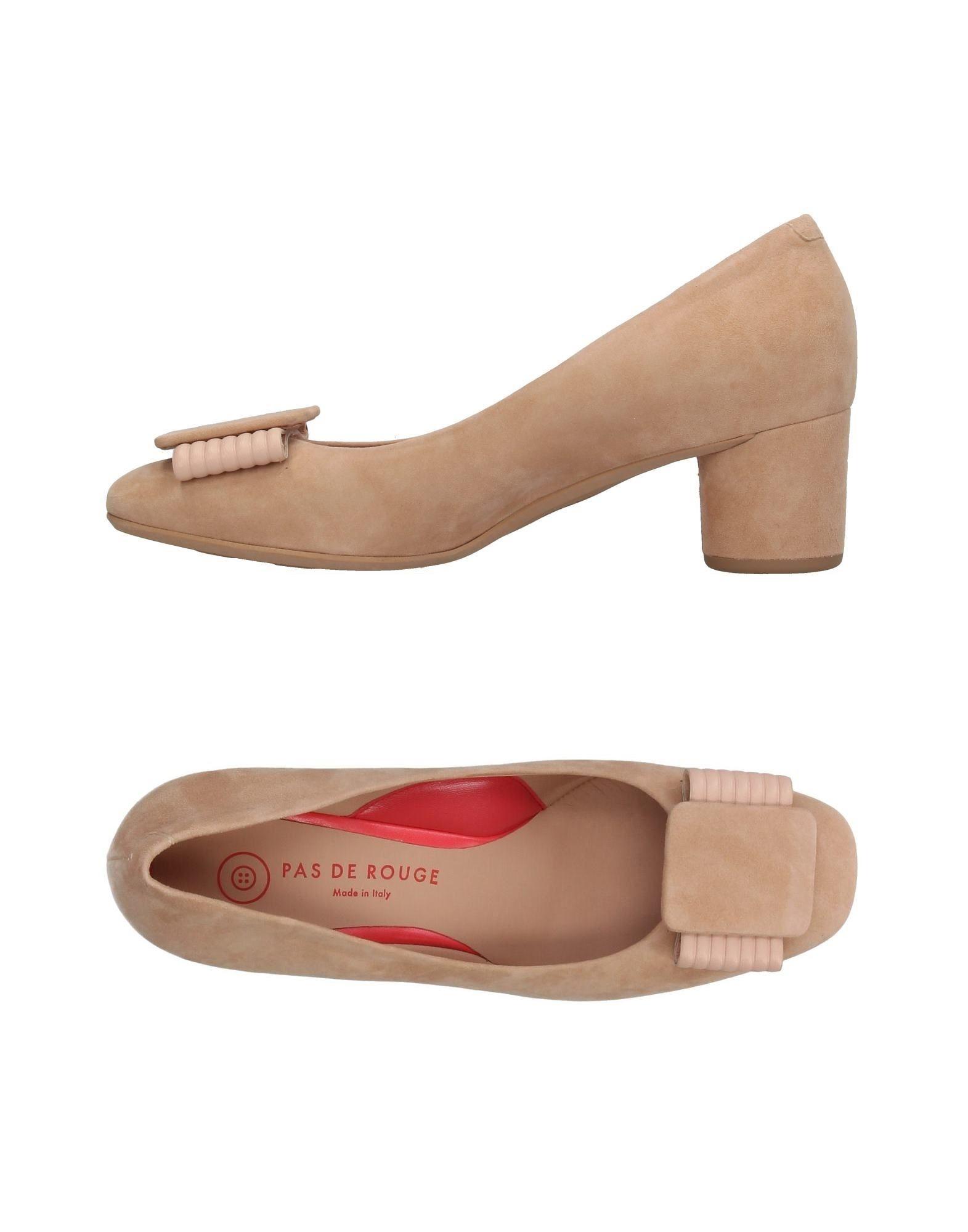 Pas Schuhe De Rouge Pumps Damen  11385994IM Neue Schuhe Pas b8e72d