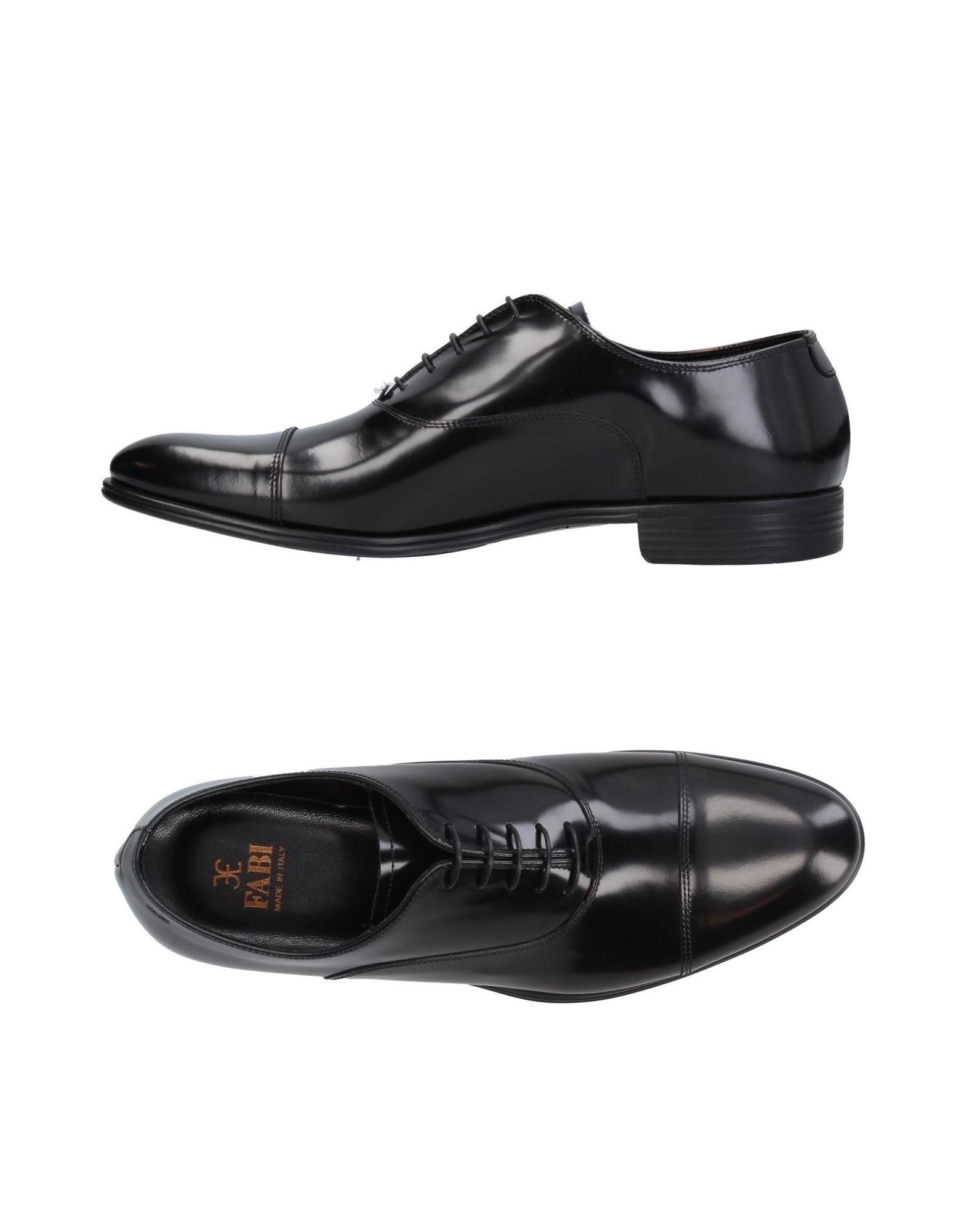 Fabi Schnürschuhe Herren  11386163JW Gute Qualität beliebte Schuhe