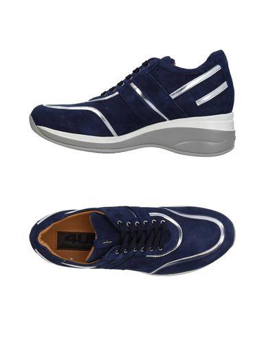 Los y últimos zapatos de hombre y Los mujer Zapatillas Cesare Paciotti 4Us Mujer - Zapatillas Cesare Paciotti 4Us - 11386330RO Azul oscuro 843cf8