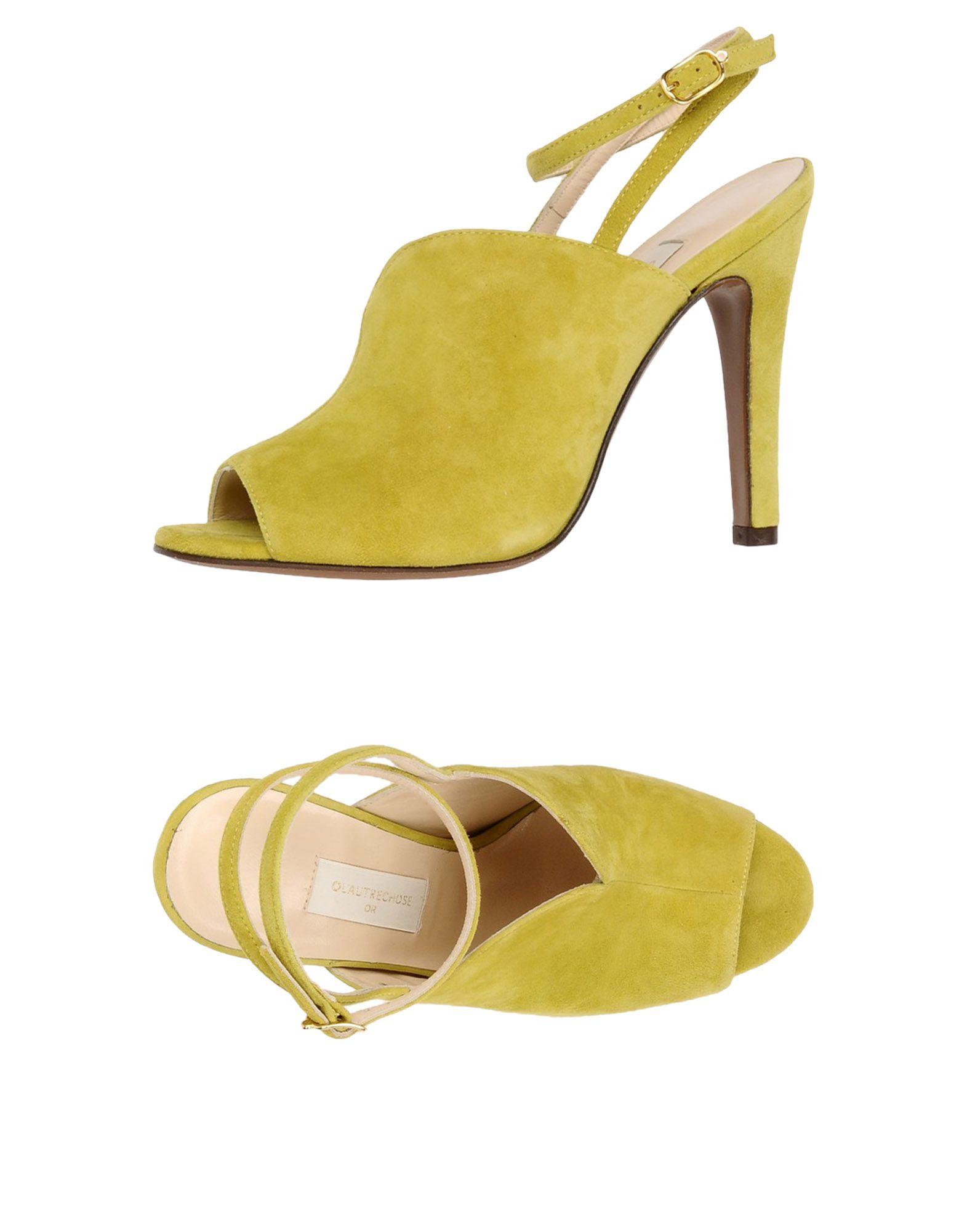 Stilvolle billige Schuhe L' Autre Chose Sandalen Damen  11386382BF