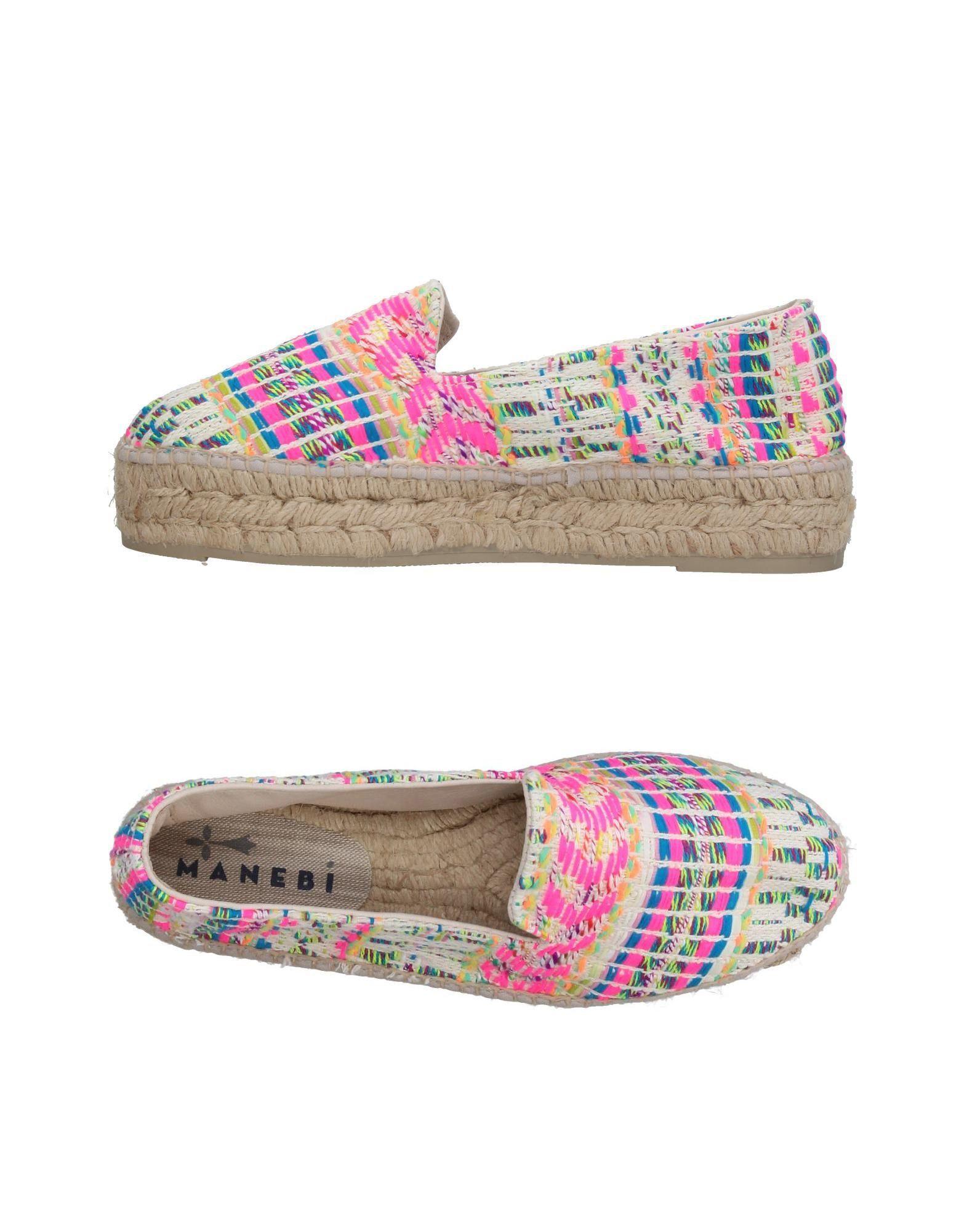 Manebí Espadrilles Damen  11386488KE Gute Qualität beliebte Schuhe
