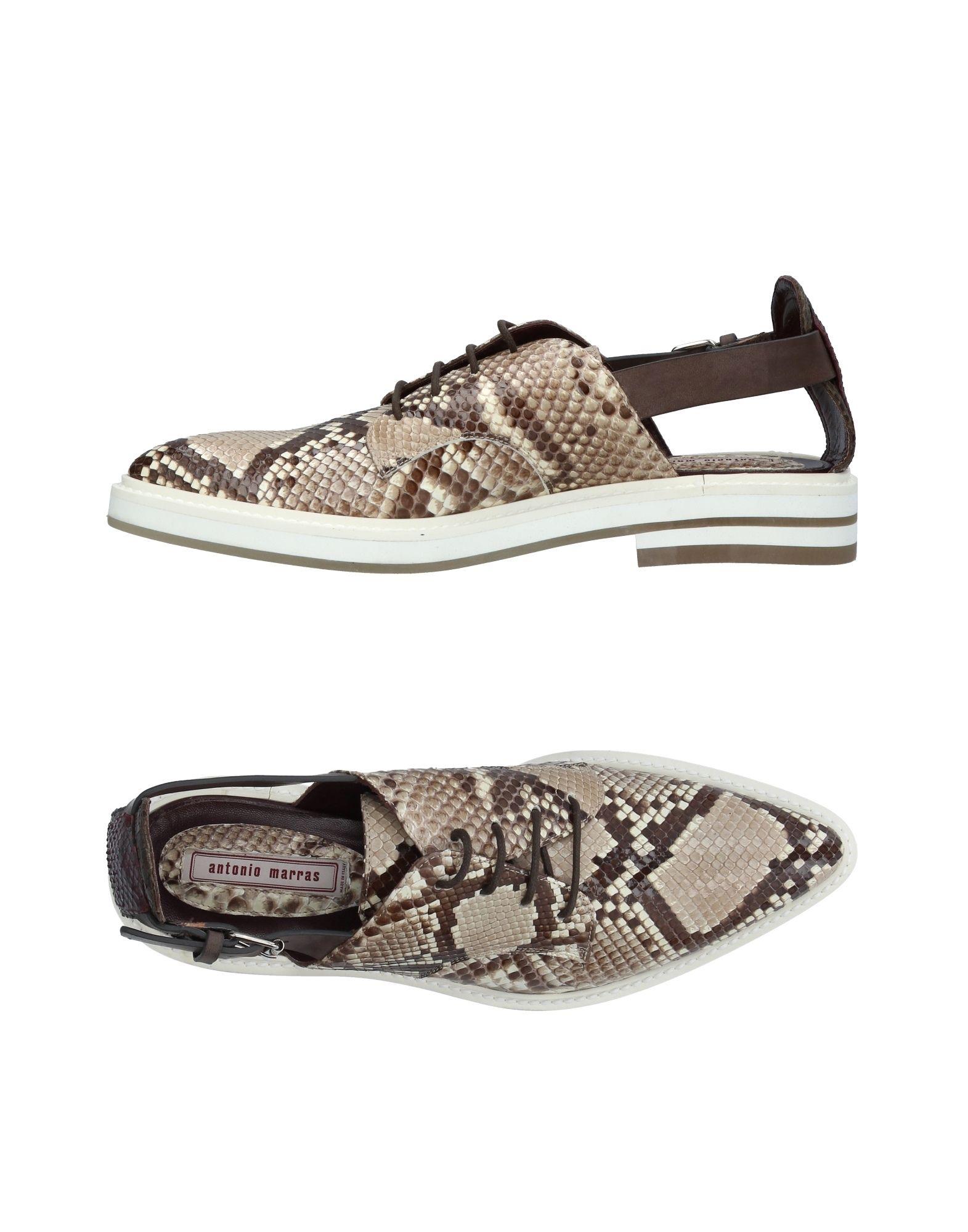 Stilvolle billige Schuhe Antonio Marras Schnürschuhe Damen  11386509TR