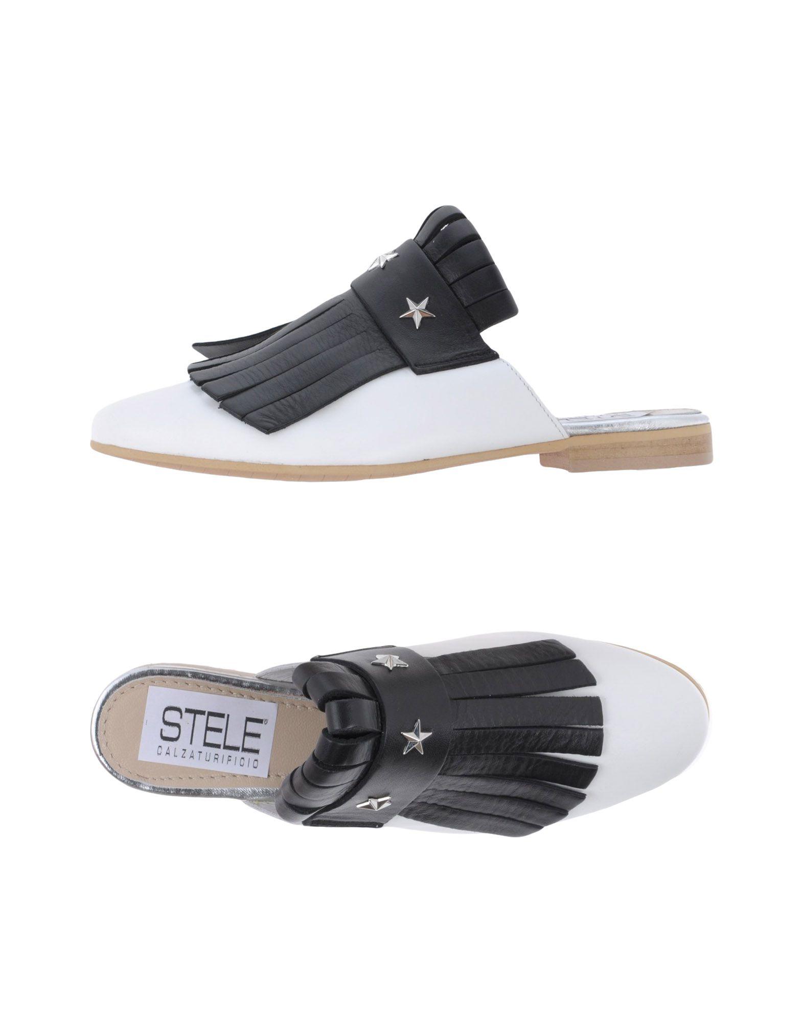 Gut um billige Schuhe zu tragenStele Pantoletten Damen  11386555XU