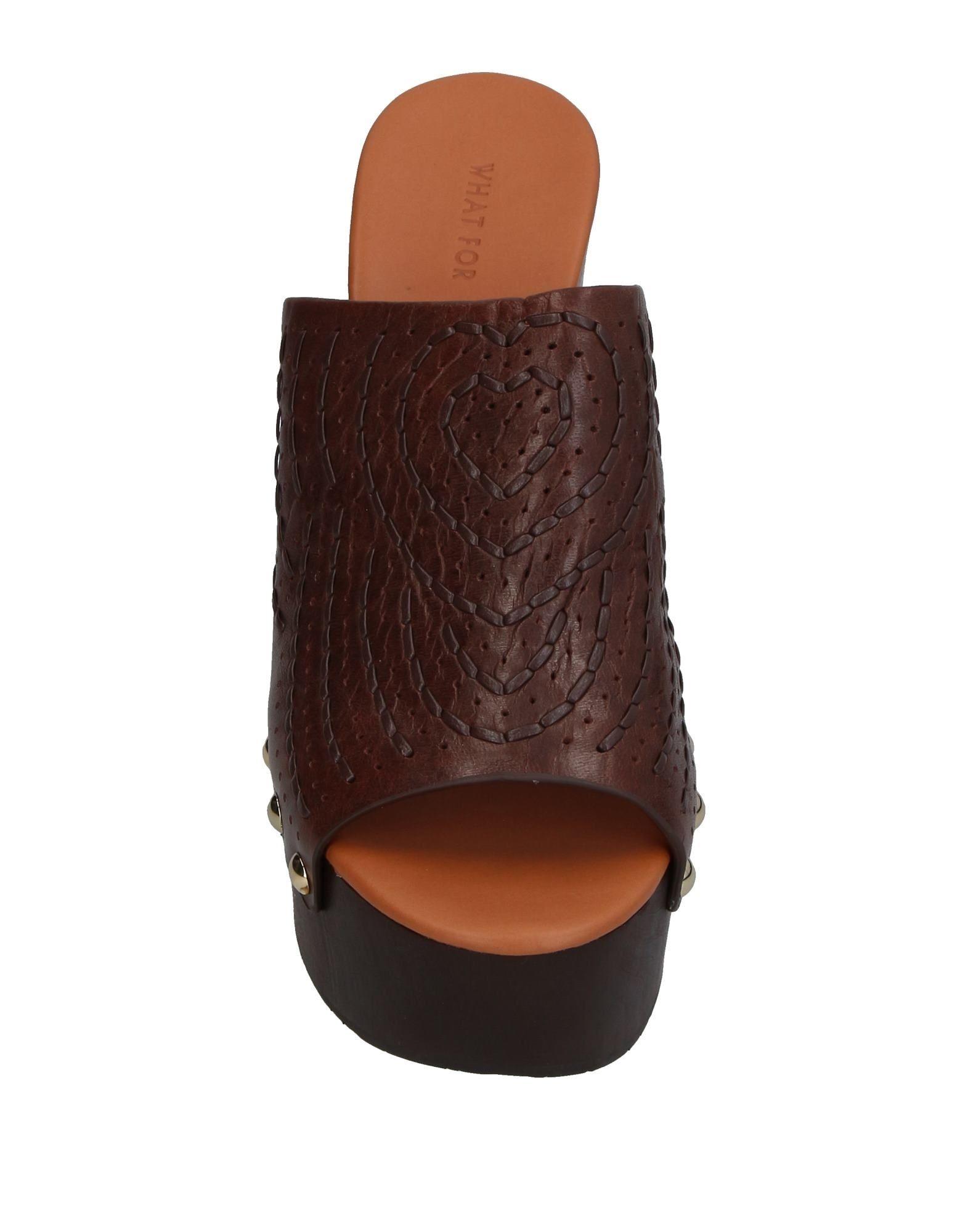 What For beliebte Pantoletten Damen  11386602GT Gute Qualität beliebte For Schuhe 29b7c1