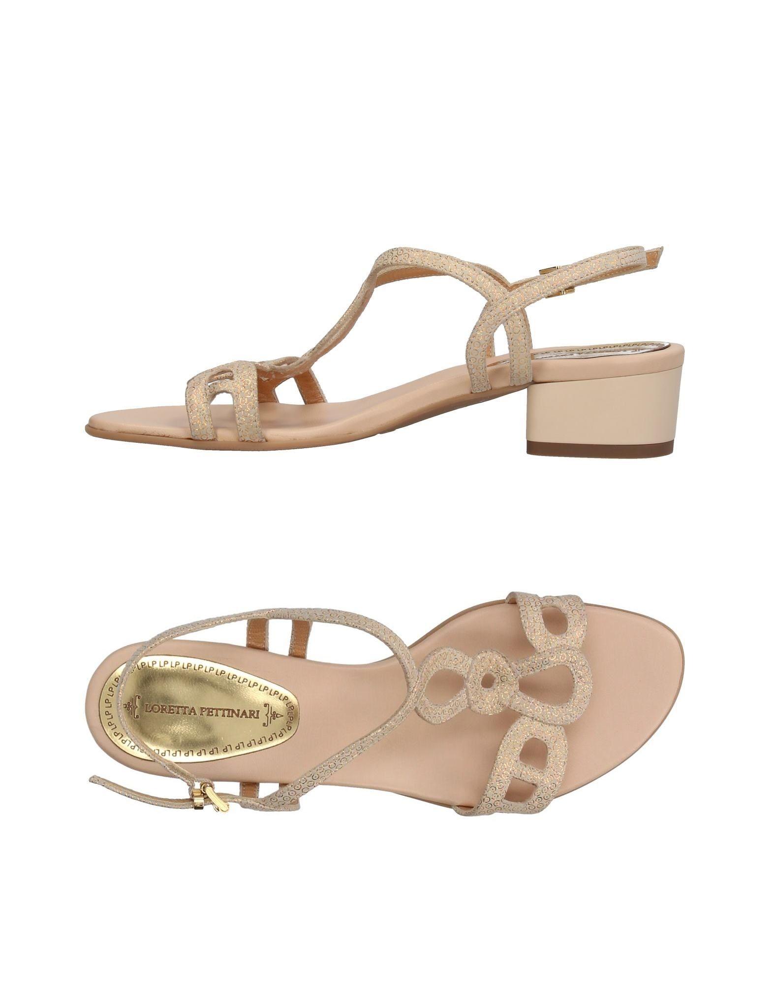 Stilvolle billige Schuhe Loretta Pettinari Sandalen Damen  11386659AU