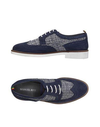 MANUEL RITZ - Laced shoes