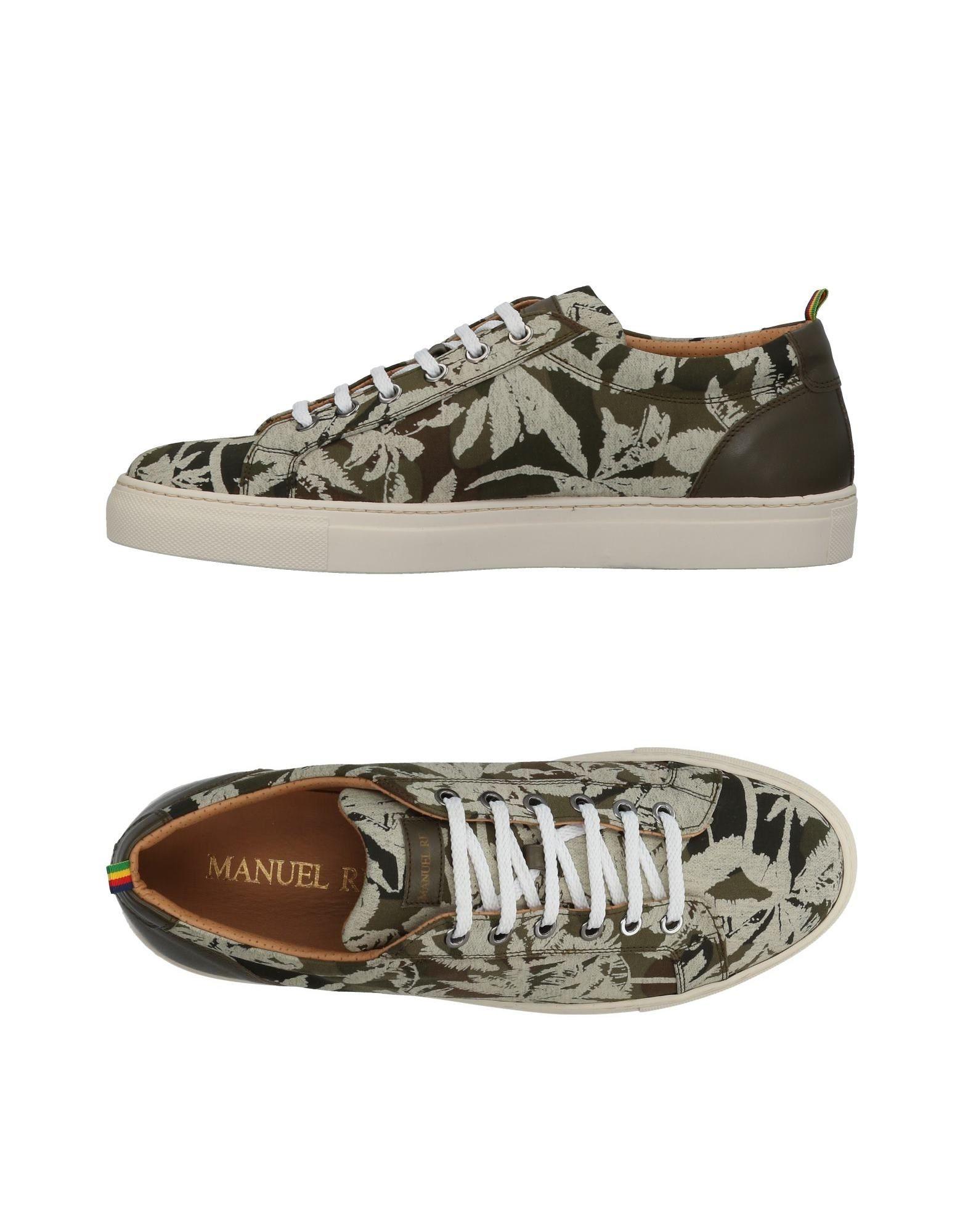 Rabatt echte Schuhe Manuel Ritz Sneakers Herren  11386855RV