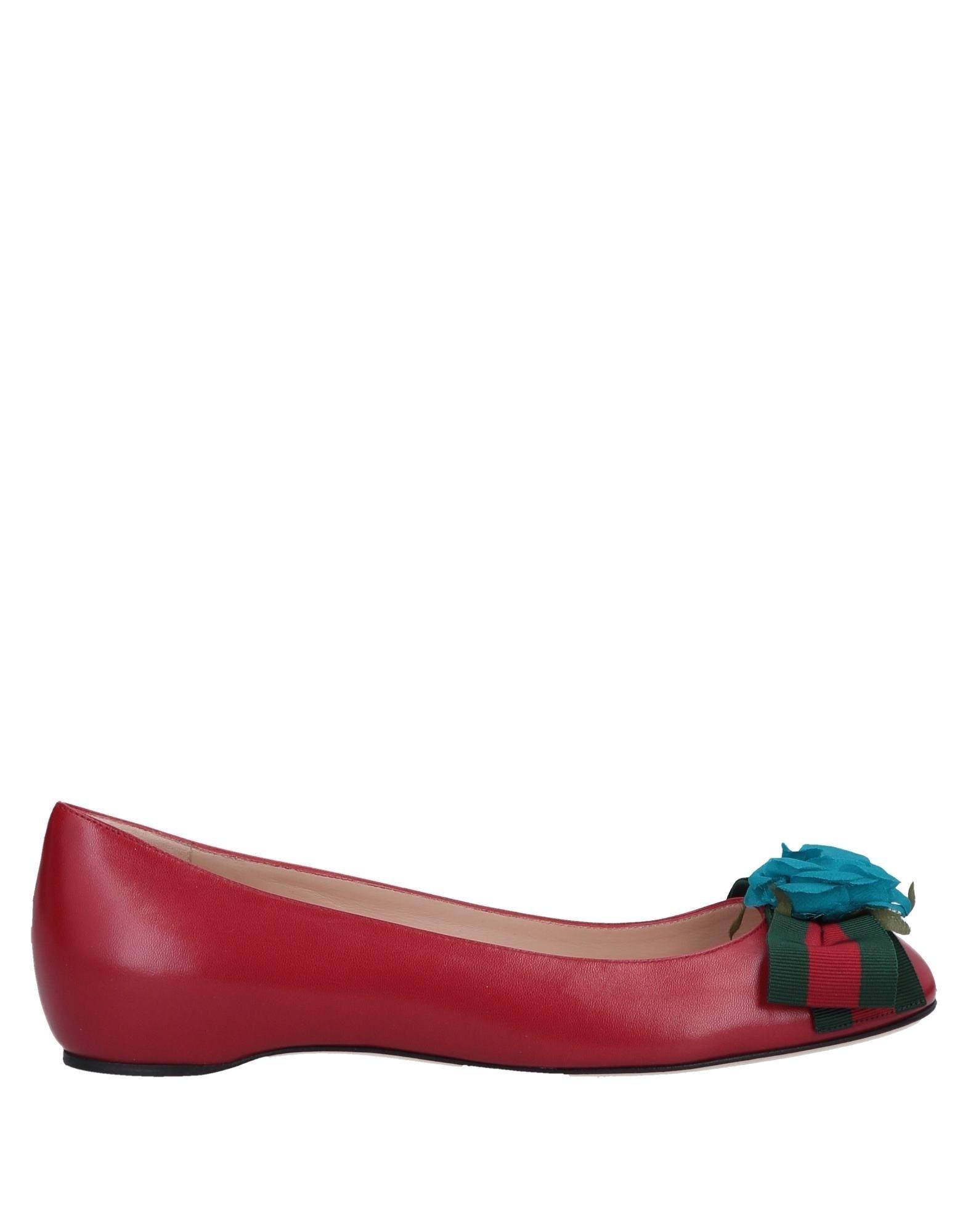 d1b293a85311 Gucci Ballet Flats - Women Gucci Ballet Flats online on YOOX United ...