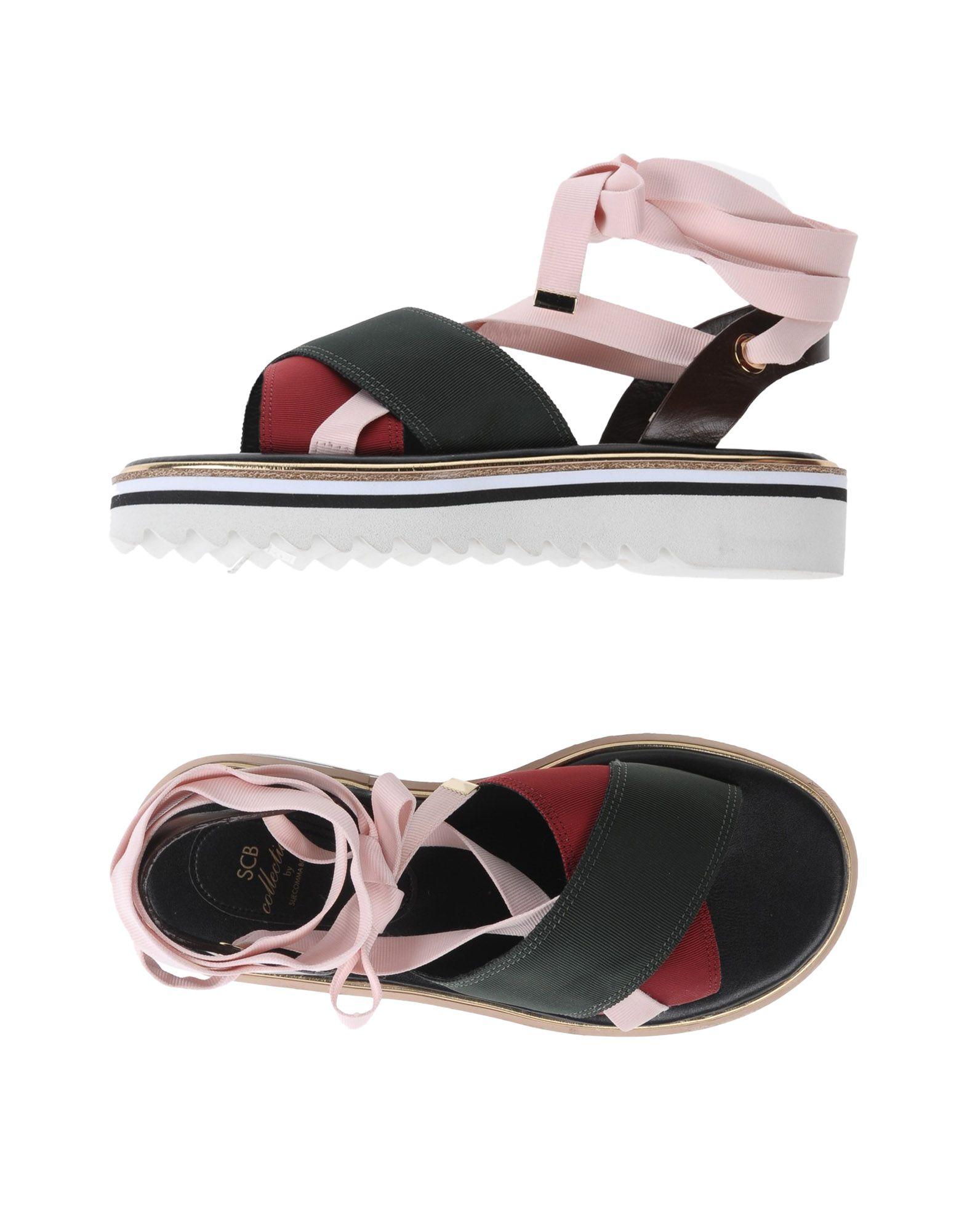 Stilvolle billige Schuhe Suecomma Bonnie Sandalen Damen  11387044KE