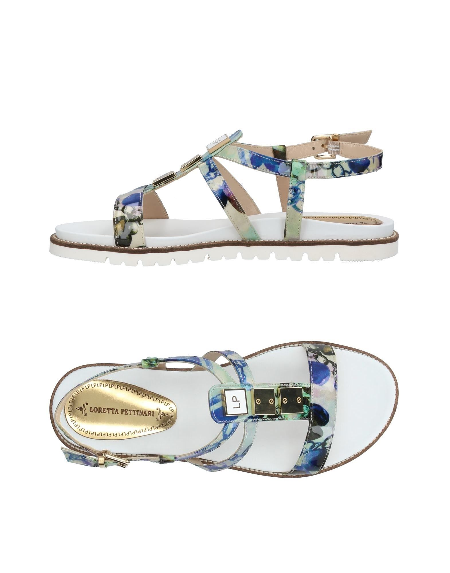 Gut um billige Schuhe zu tragenLoretta Pettinari Sandalen Damen  11387048OU