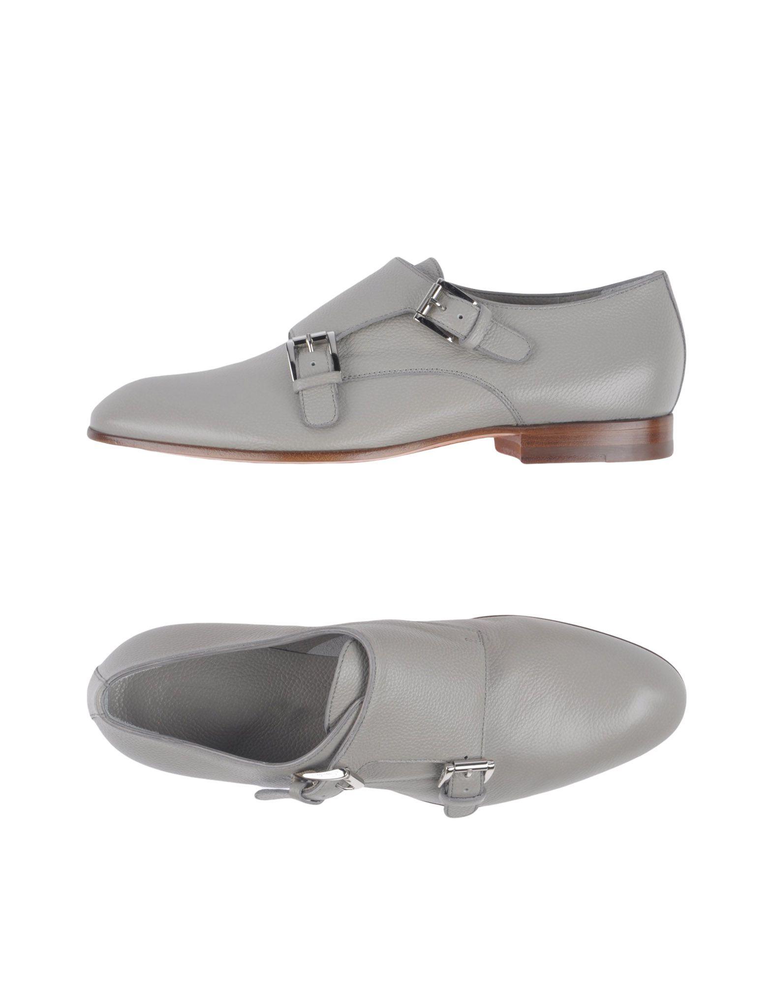 Stilvolle billige Schuhe Santoni Mokassins Damen  11387071DW