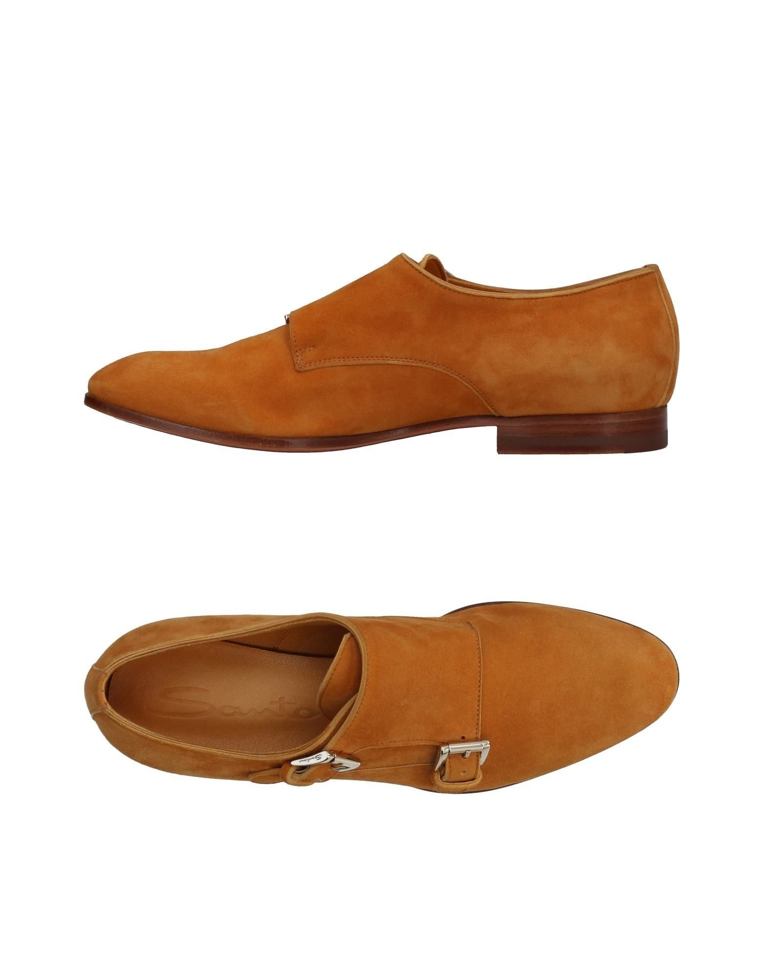 Stilvolle billige Schuhe Santoni Mokassins Damen  11387160WJ