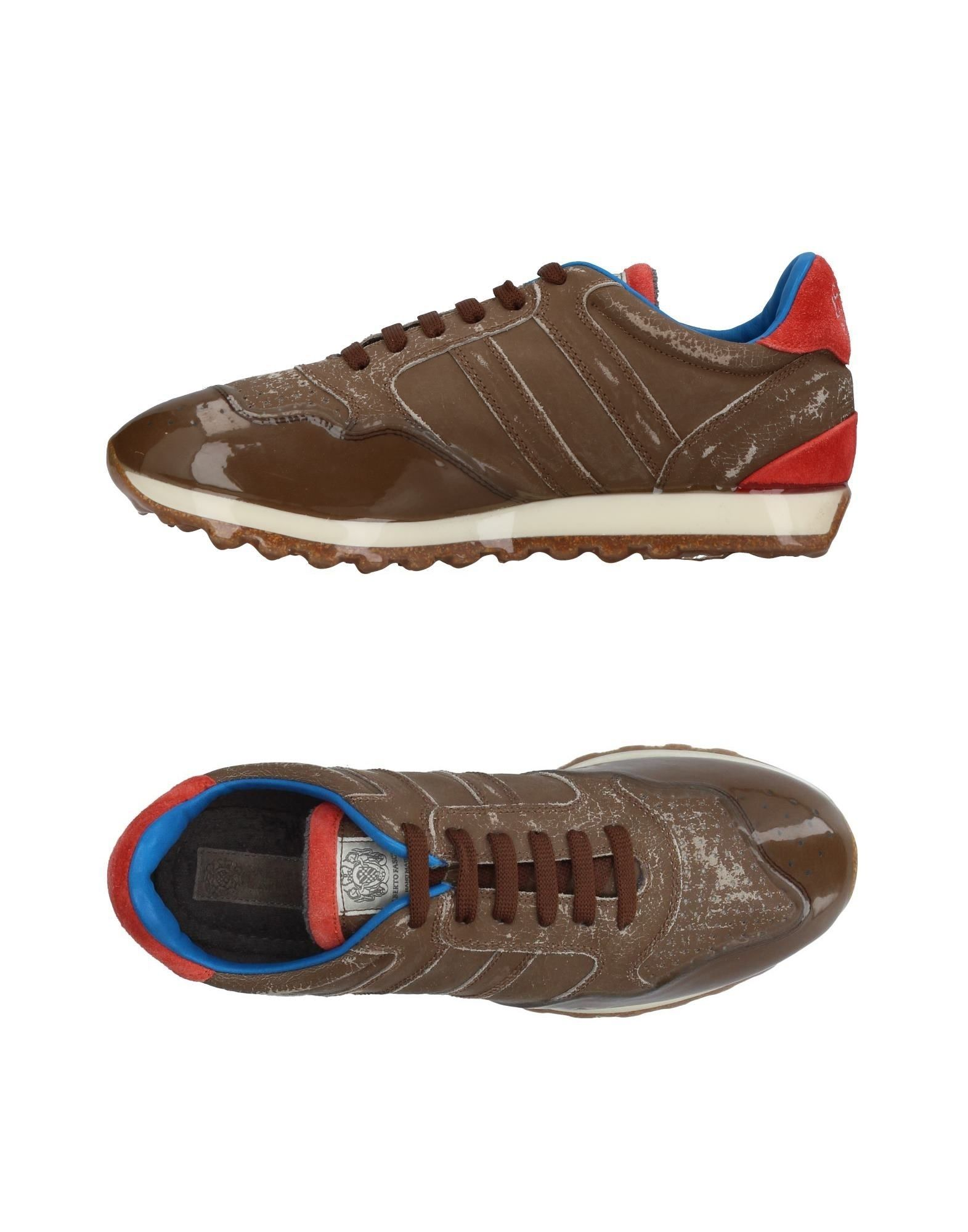 Rabatt echte Schuhe Alberto Fasciani Sneakers Herren  11387168BT