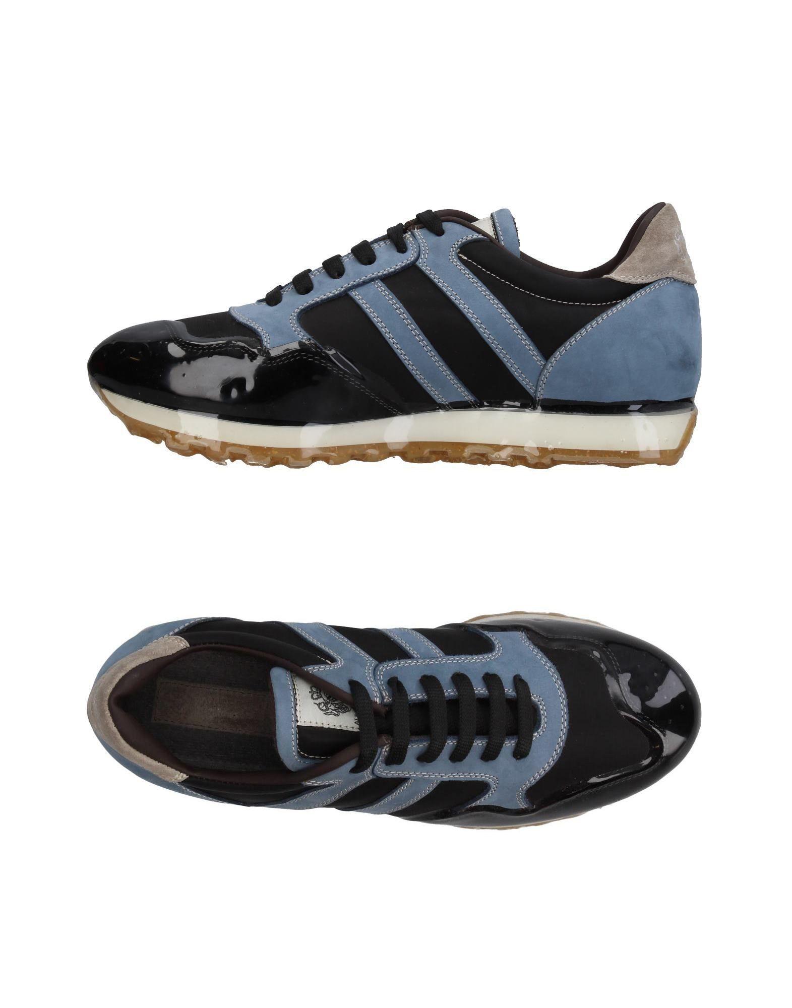 Rabatt echte Schuhe Alberto Fasciani Sneakers Herren  11387219NP