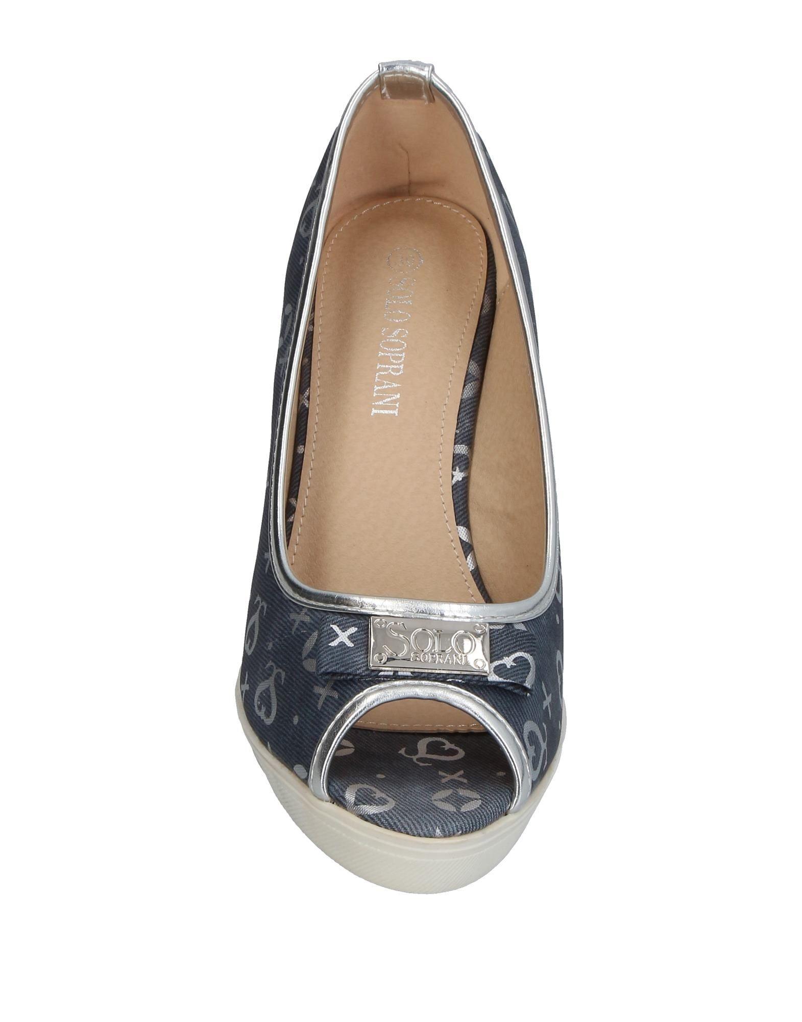 Solo Soprani Pumps Damen  11387226JJ Neue Schuhe