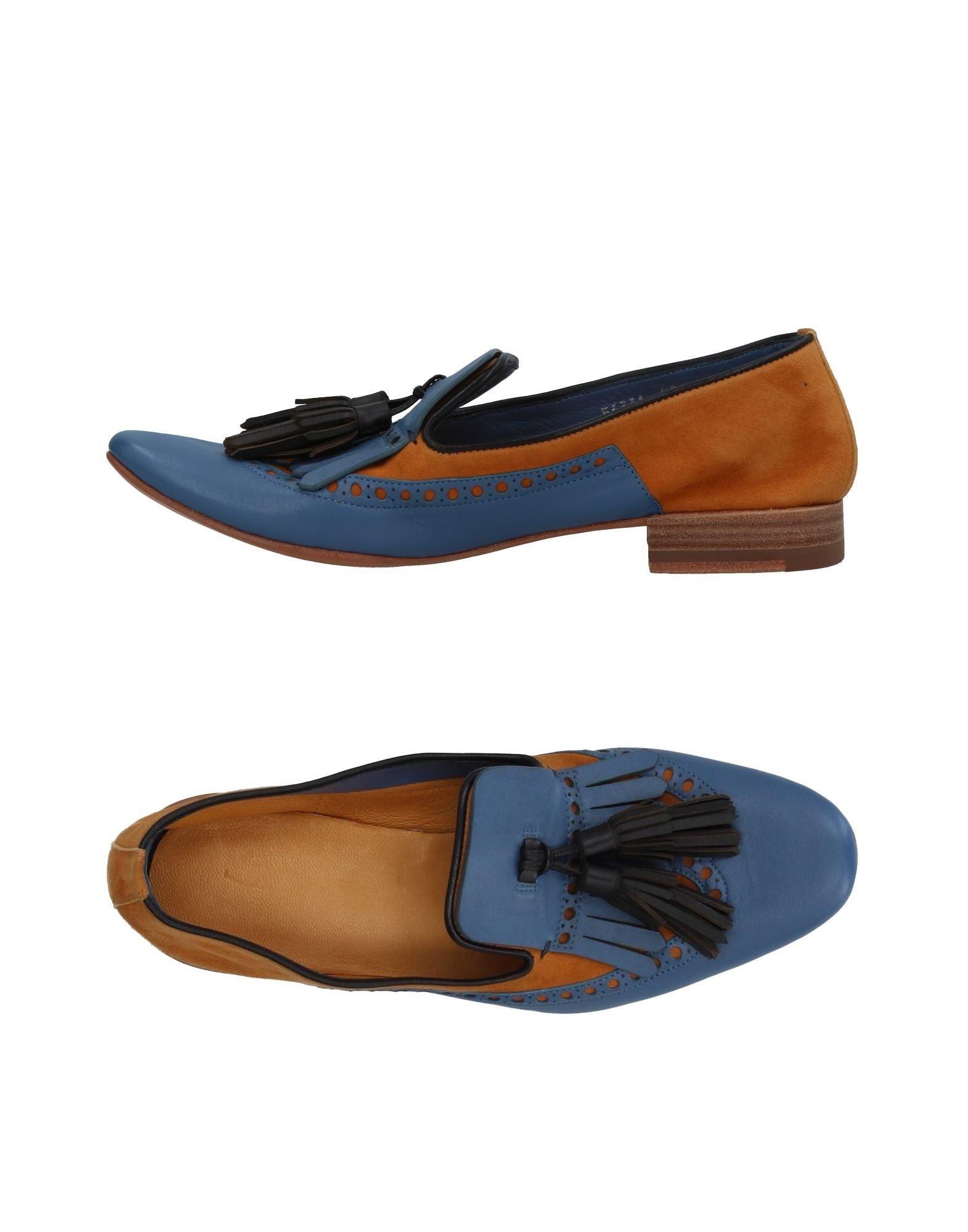 Santoni Mokassins Damen  11387240GNGut aussehende strapazierfähige Schuhe