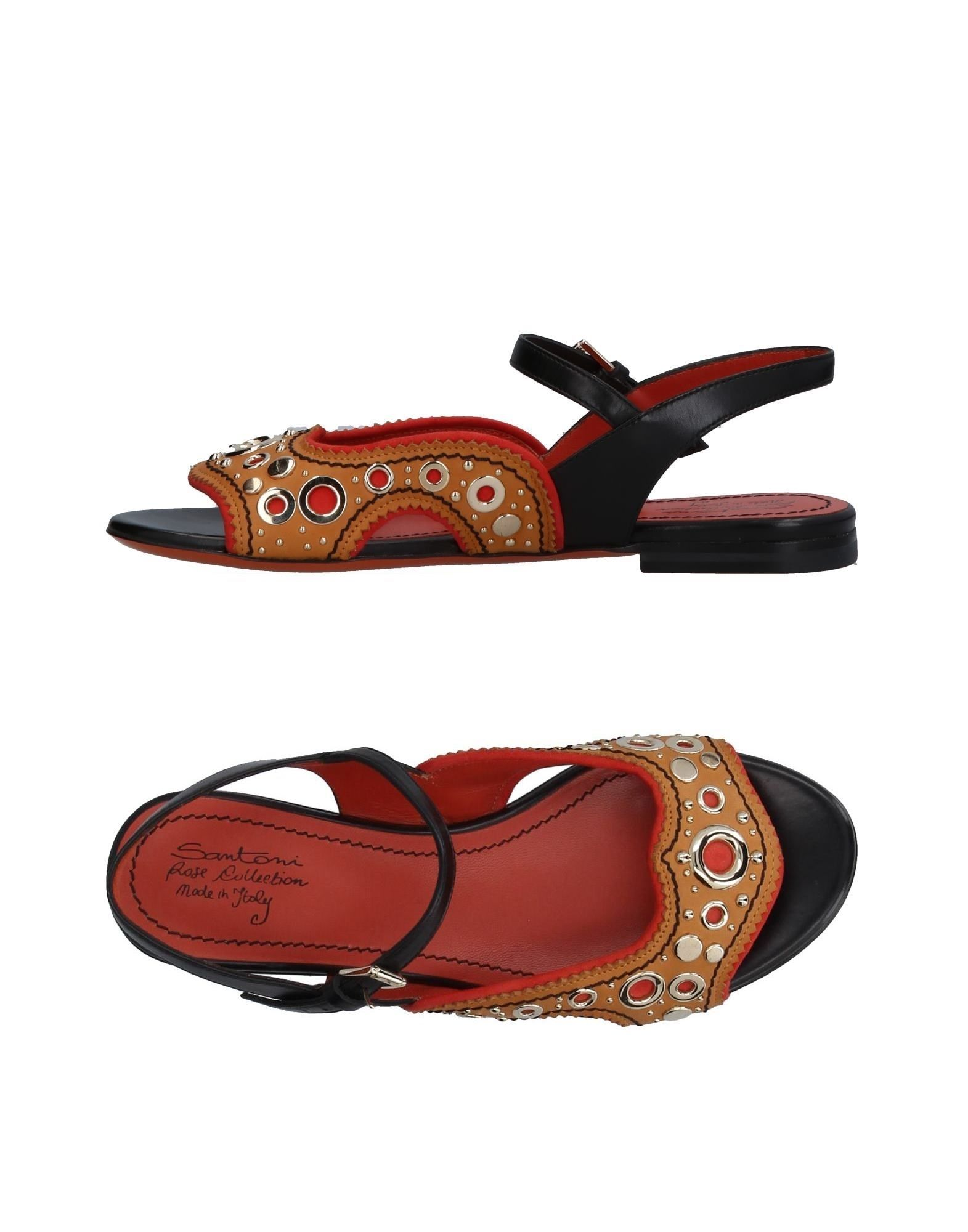 Santoni Sandalen Damen  11387278UG Schuhe Heiße Schuhe 11387278UG 3fdf58
