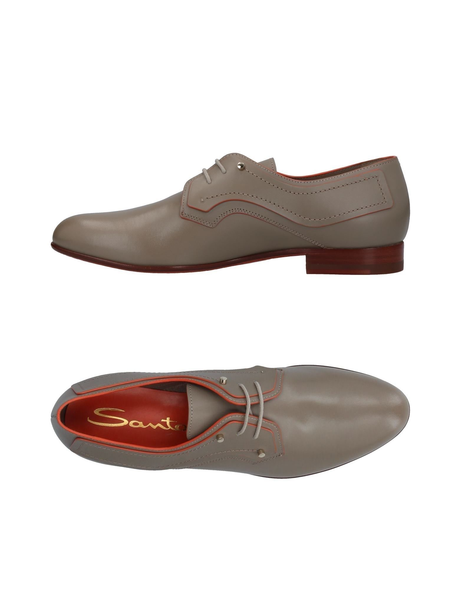 Rabatt Schuhe Santoni Schnürschuhe  Damen  Schnürschuhe 11387284ET 396f7a
