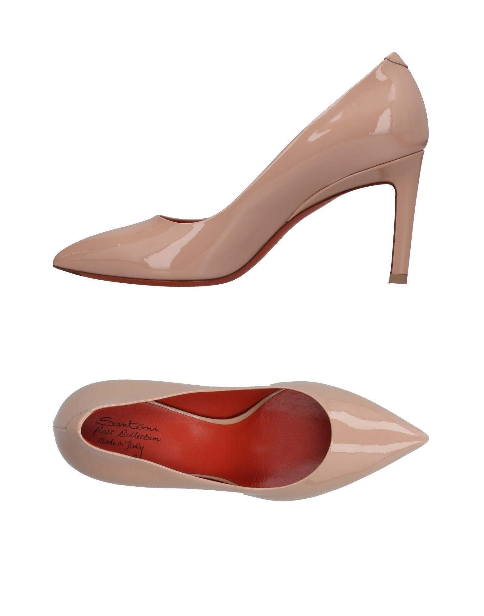 Stilvolle billige Schuhe Santoni Pumps Damen  11387295FV