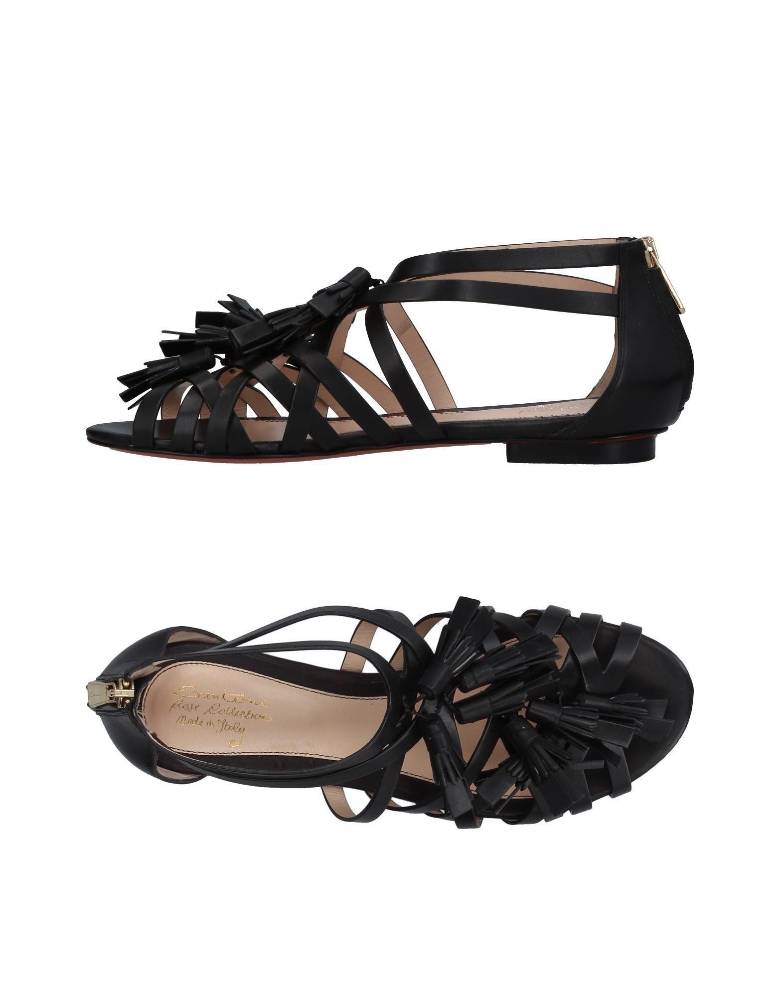 Stilvolle billige Schuhe Santoni Sandalen Damen  11387383HF
