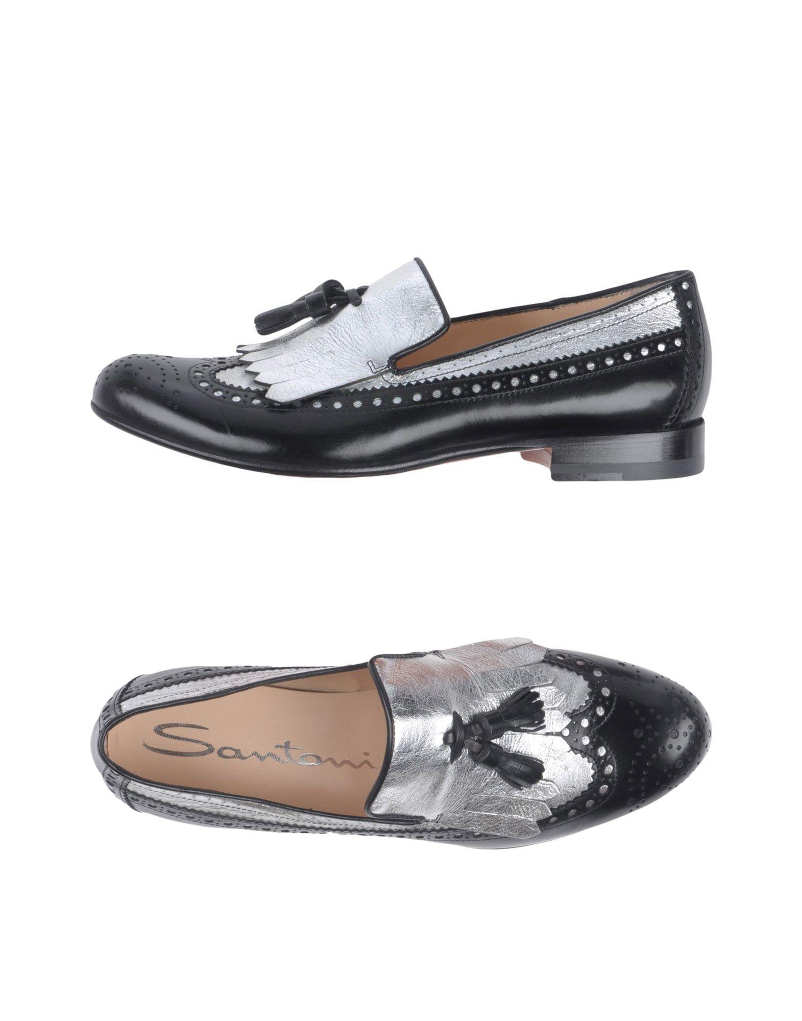 Santoni Mokassins strapazierfähige Damen  11387400JMGut aussehende strapazierfähige Mokassins Schuhe 845269