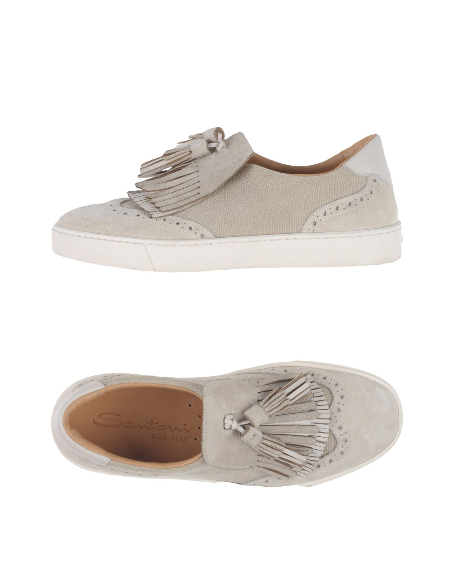Rabatt Schuhe Santoni Damen Mokassins Damen Santoni  11387421AK c52a54