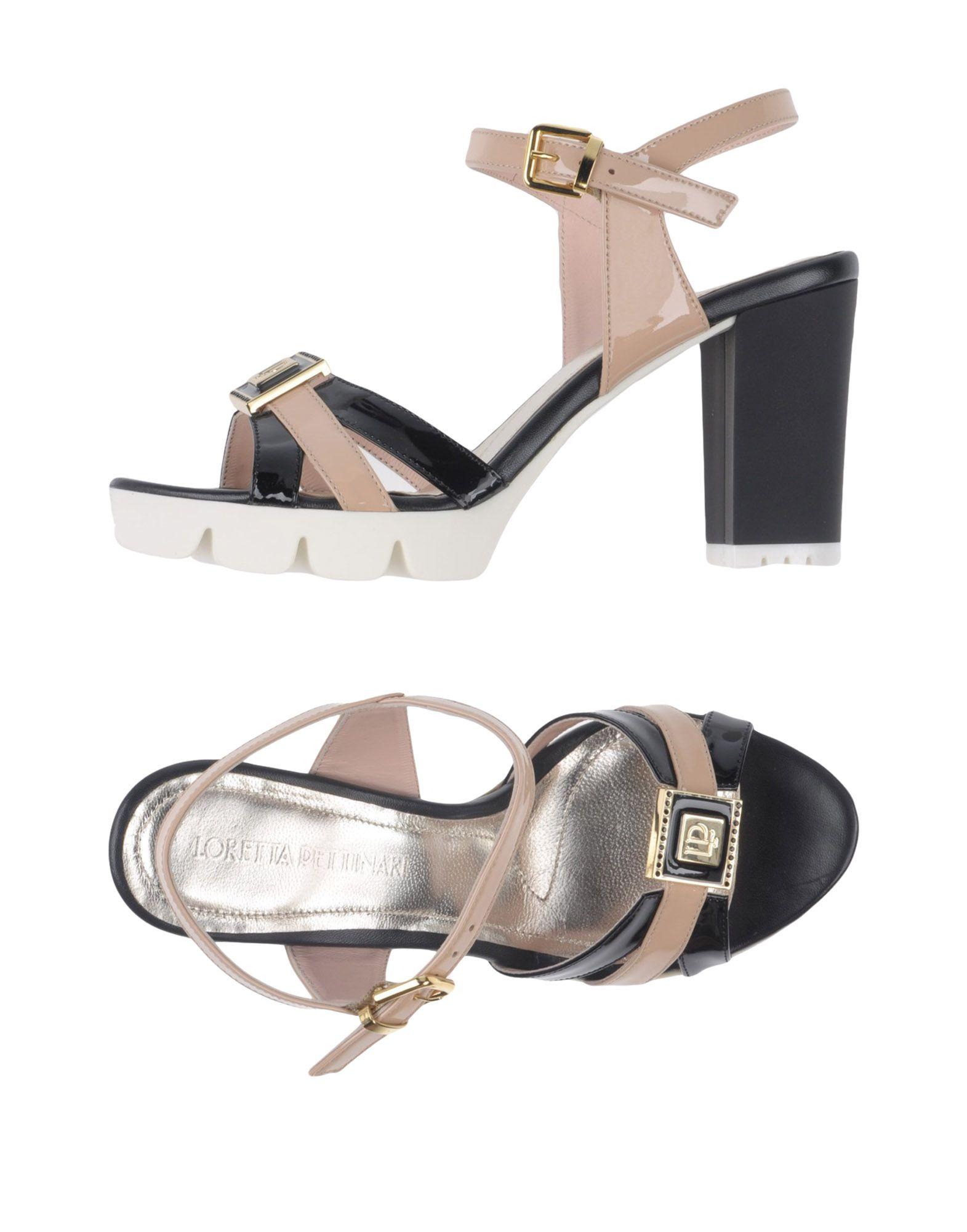 Loretta Pettinari Sandalen Damen  11387465CD Gute Qualität beliebte Schuhe