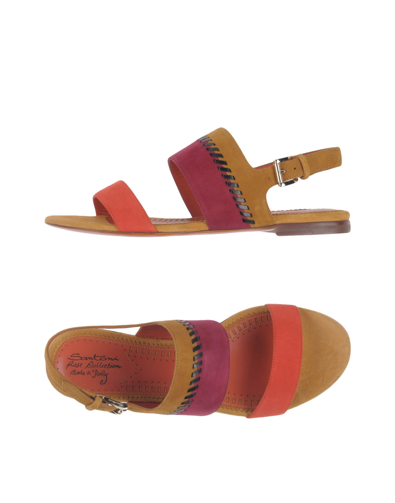 Santoni Sandalen Schuhe Damen  11387466KN Heiße Schuhe Sandalen 6aaa45