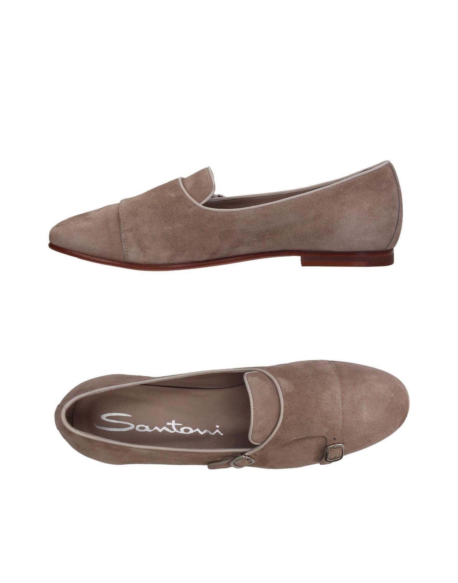 Santoni Mokassins Damen  11387467CTGut aussehende strapazierfähige Schuhe