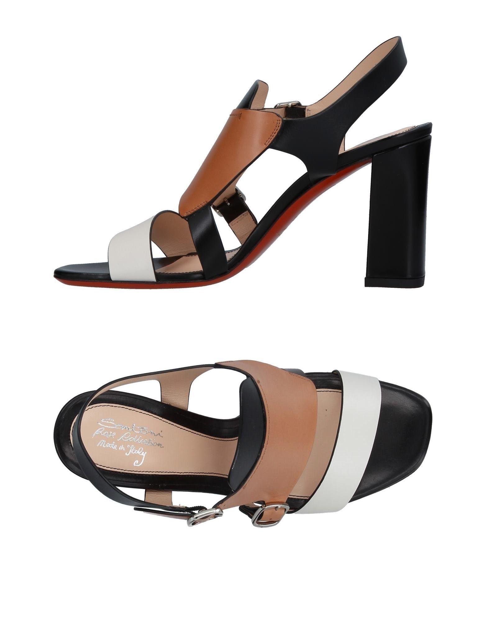 Moda Sandali Santoni Donna - 11387510FN