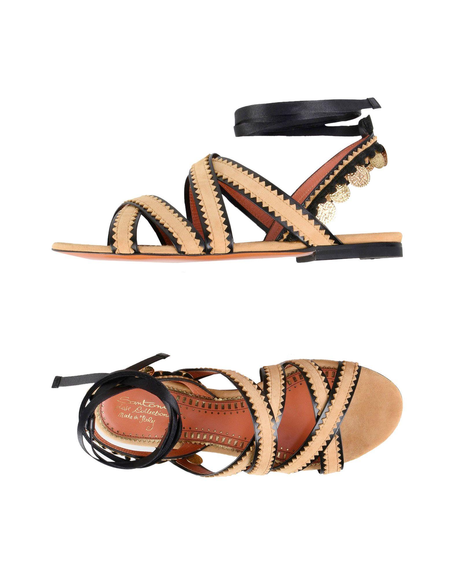 Sandales Santoni Femme - Sandales Santoni sur