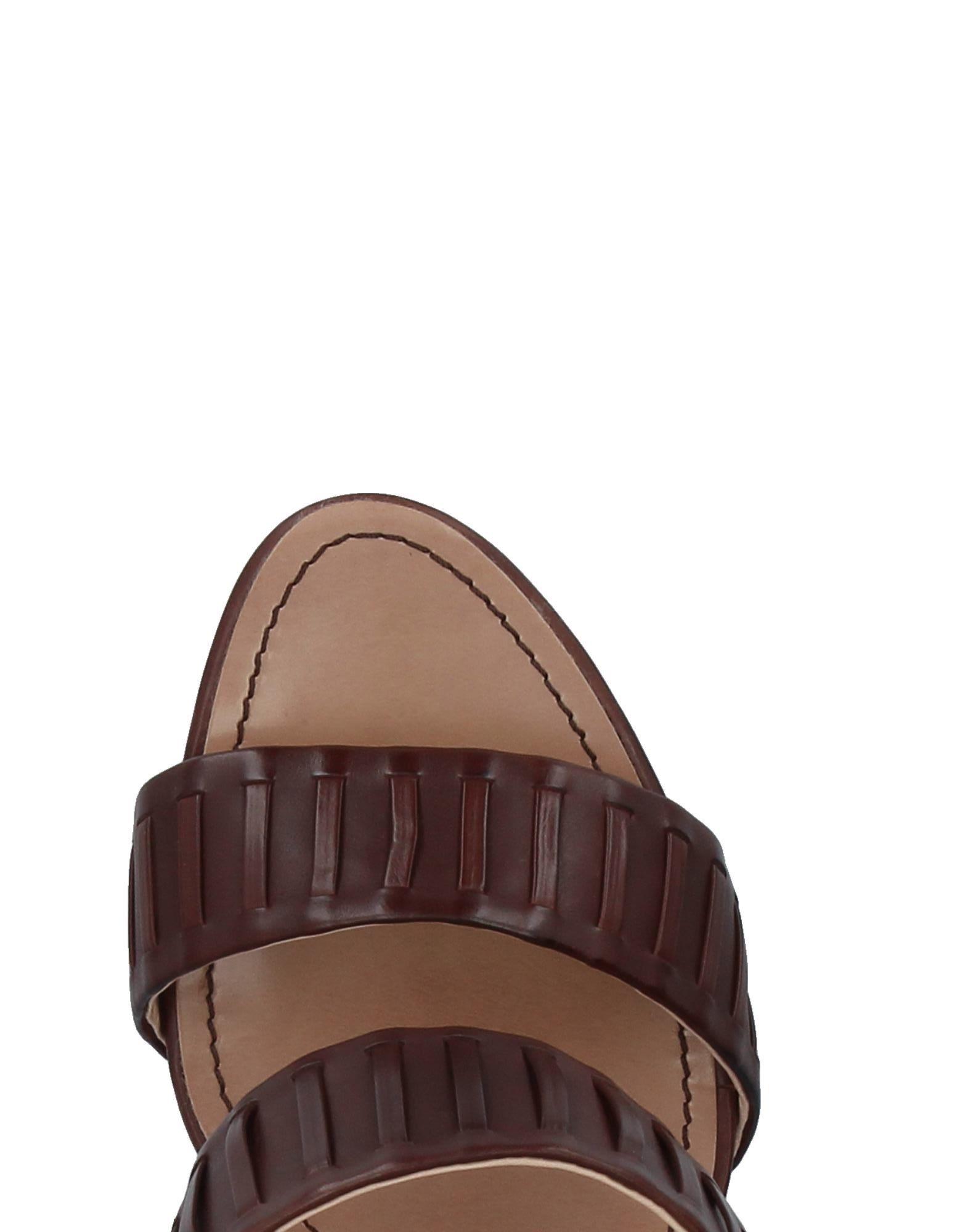 Stilvolle billige Schuhe Santoni Sandalen Damen  11387579FQ