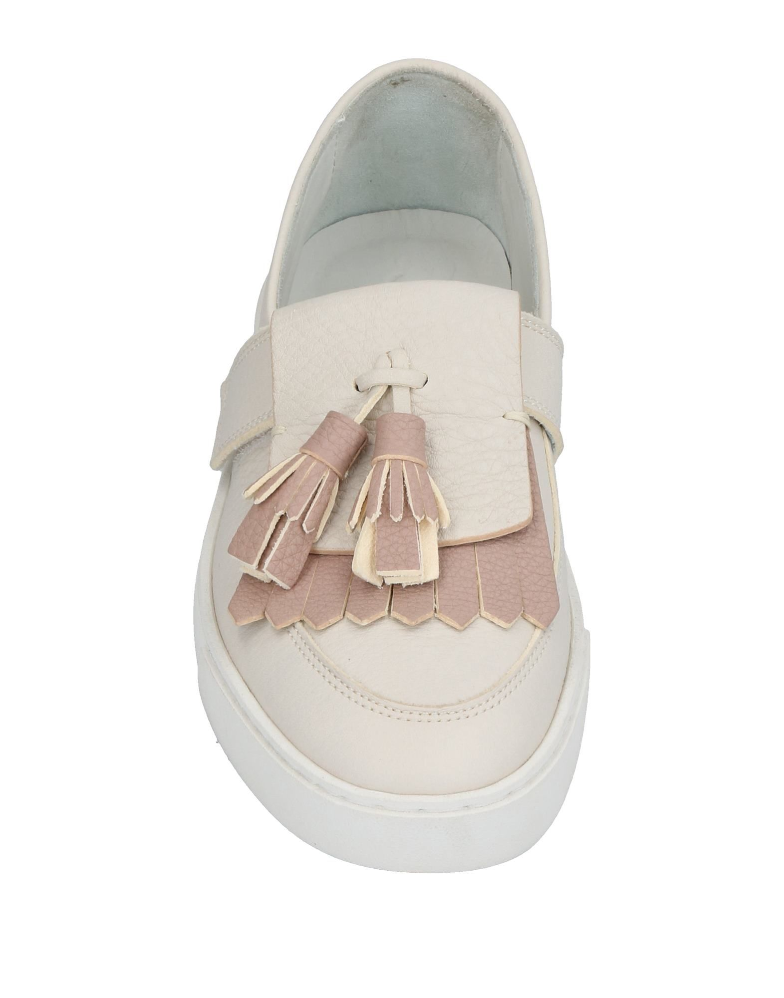 Stilvolle billige Schuhe Santoni Mokassins Damen  11387599UM