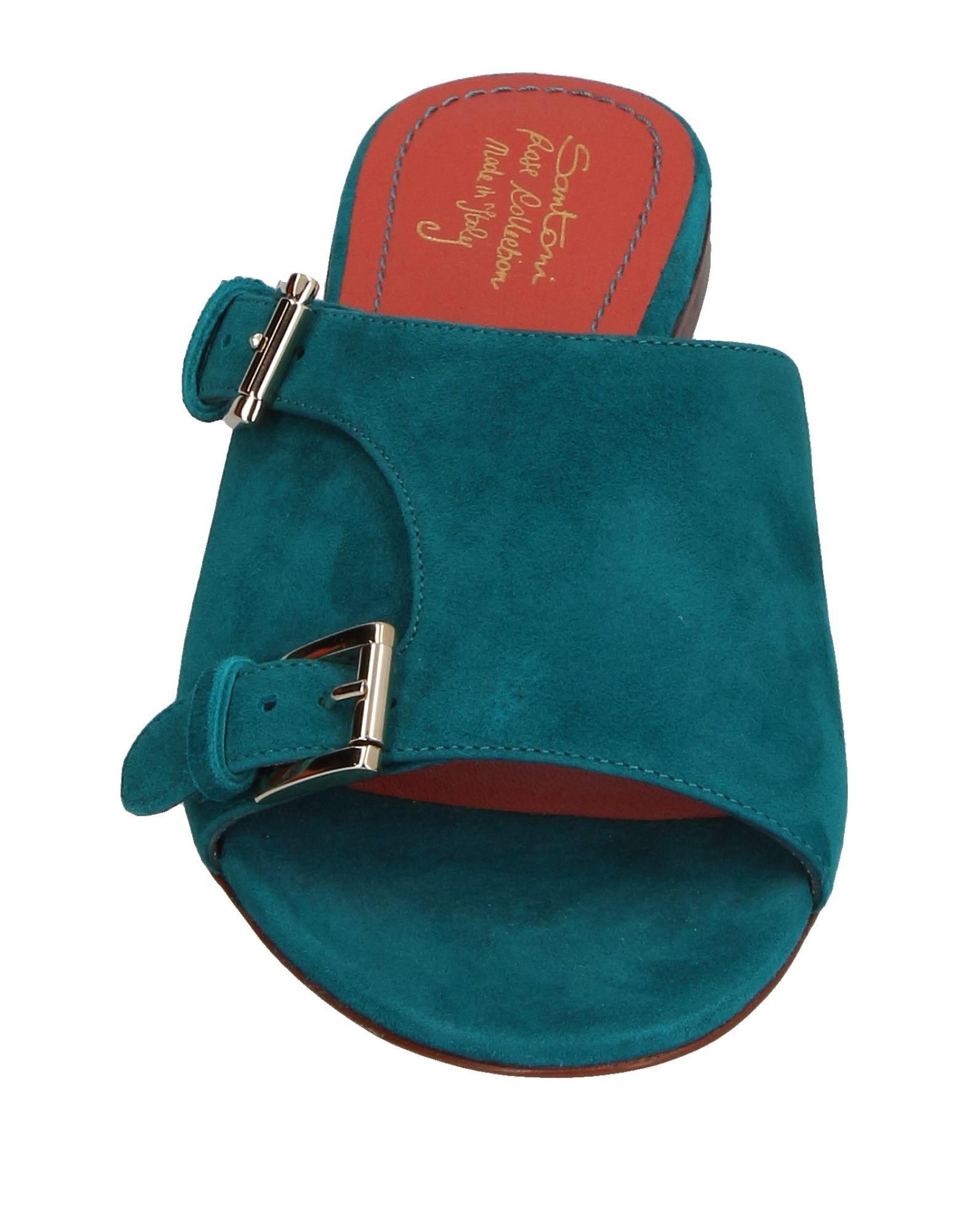Rabatt Schuhe Santoni Sandalen Damen  11387619JE
