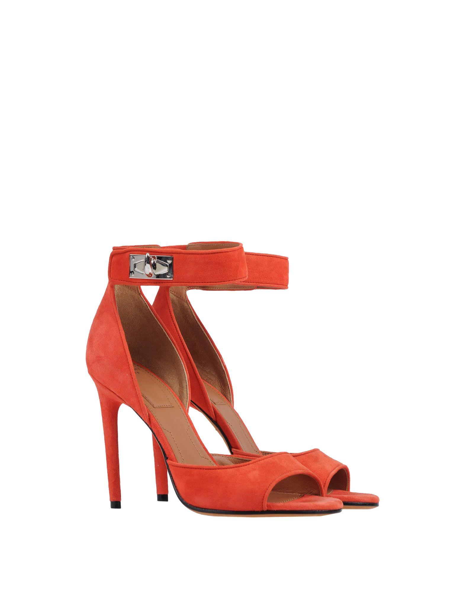 Givenchy Sandalen Damen  aussehende 11387624GFGünstige gut aussehende  Schuhe c1b95b
