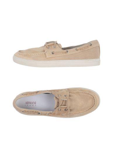 Los últimos zapatos de hombre y mujer Mocasín Mocasines Armani Jeans Hombre - Mocasines Mocasín Armani Jeans - 11387653IV Azul oscuro 217962