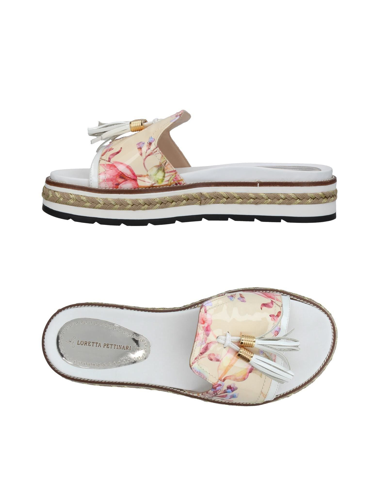 Loretta Pettinari Sandalen Damen  11387669DQ Gute Qualität beliebte Schuhe