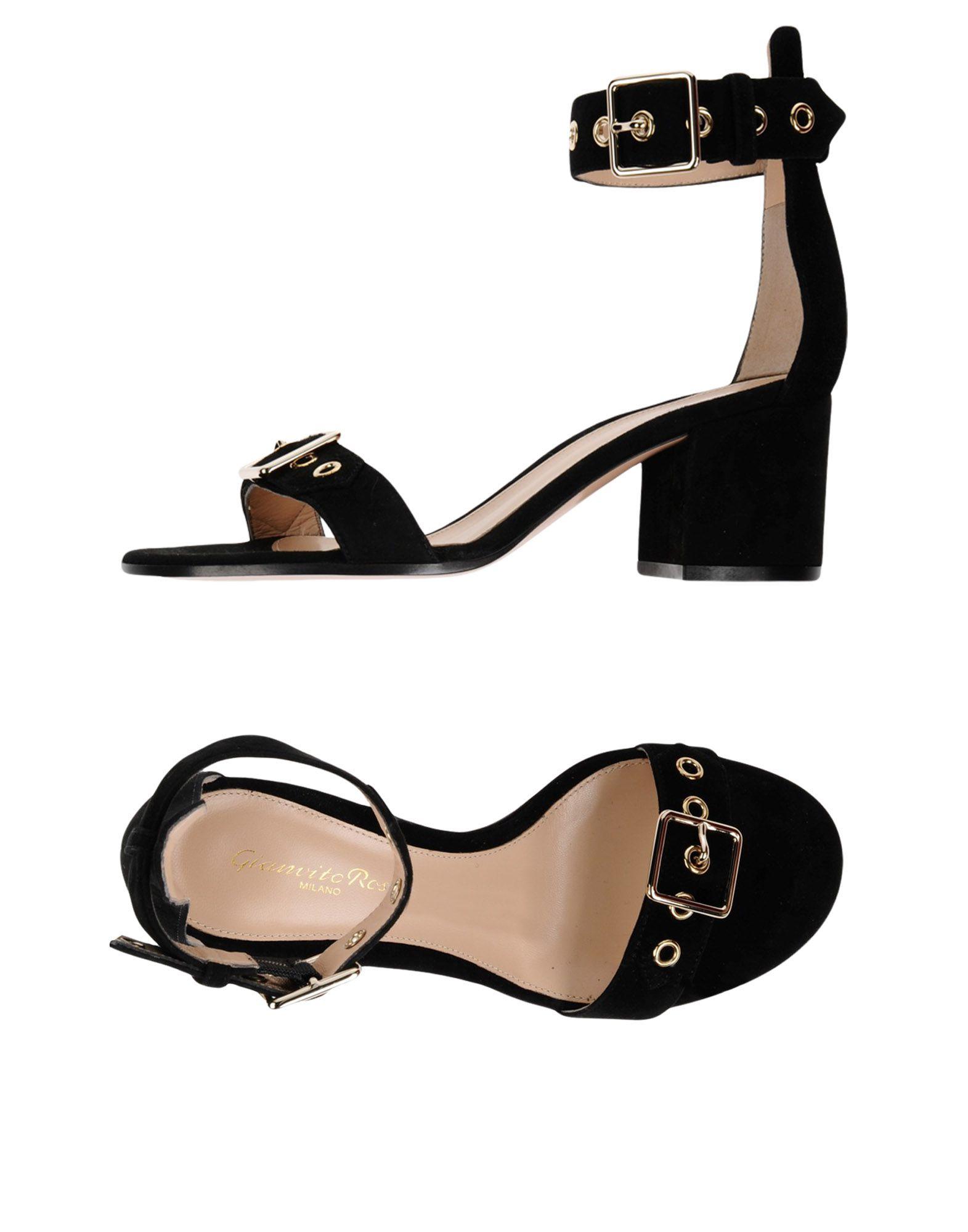 Gianvito Rossi Sandalen Damen  11387677UN Neue Schuhe