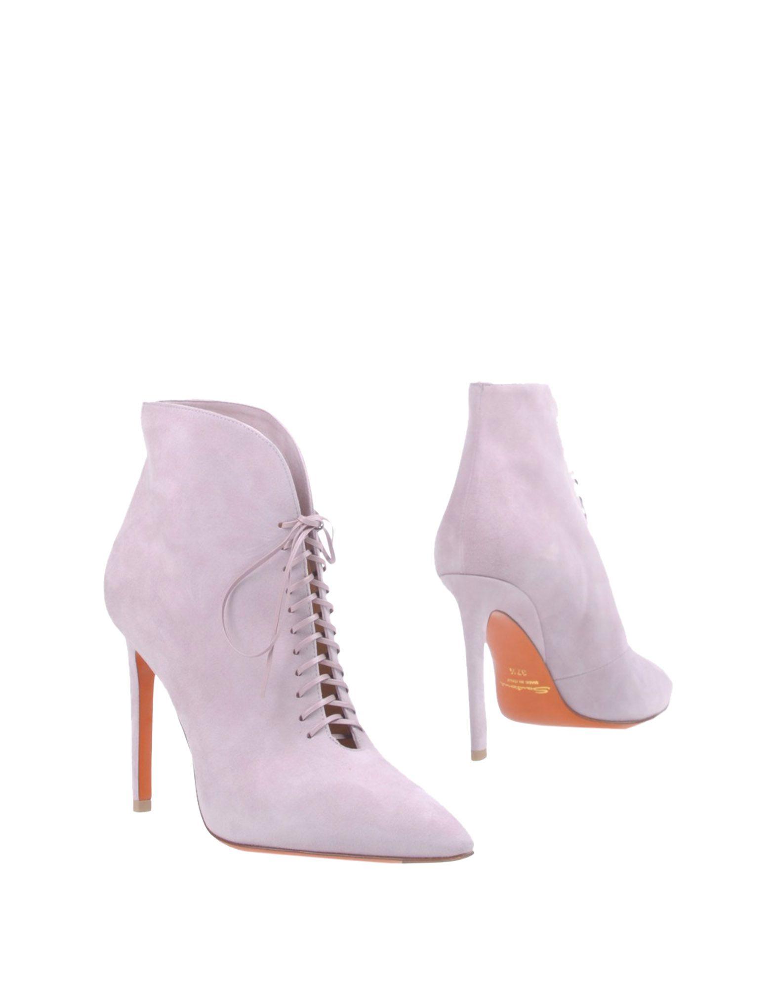 Bottine Santoni Femme - Bottines Santoni Mauve Les chaussures les plus populaires pour les hommes et les femmes