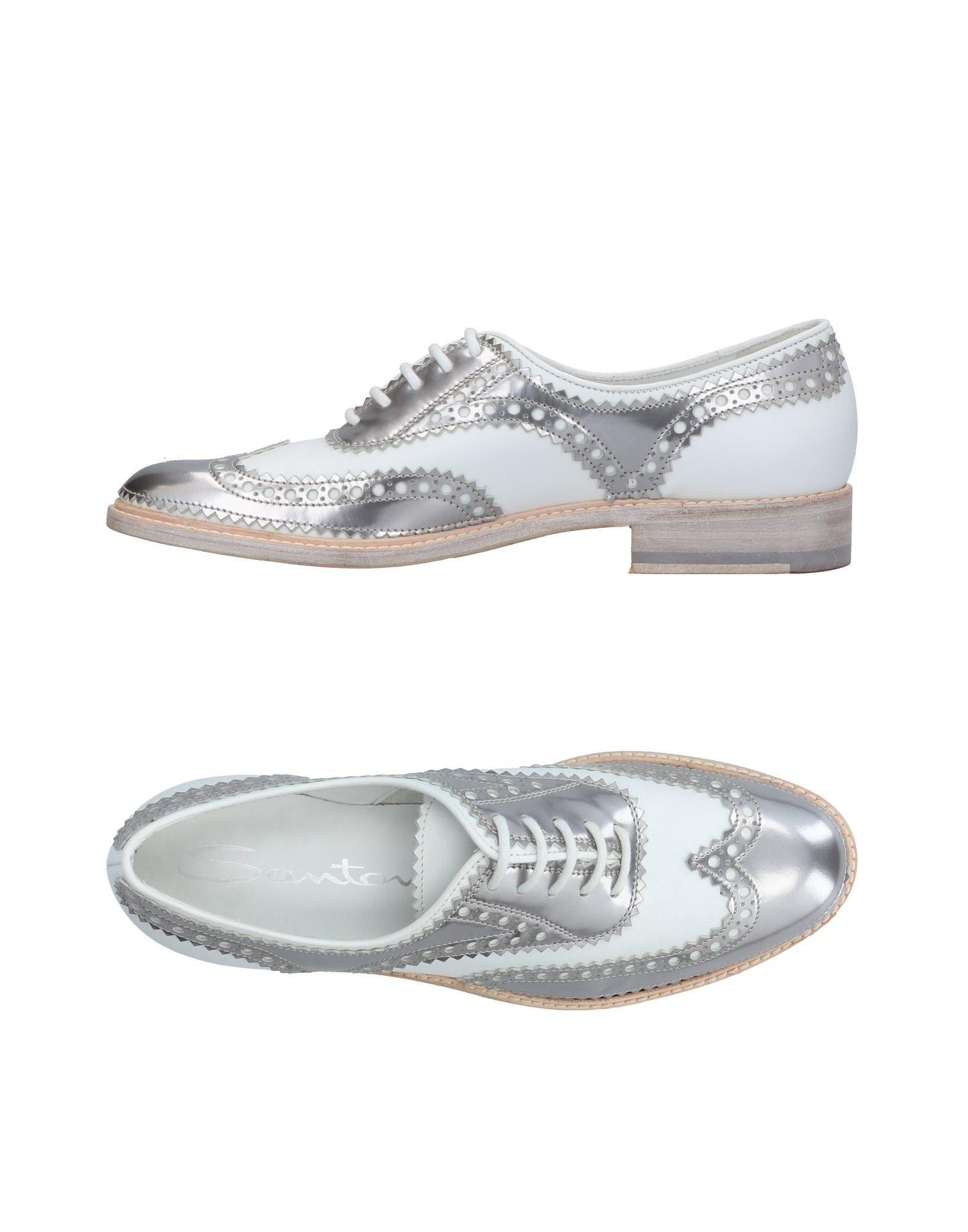 Santoni Schnürschuhe Damen aussehende  11387704SLGut aussehende Damen strapazierfähige Schuhe e96cab