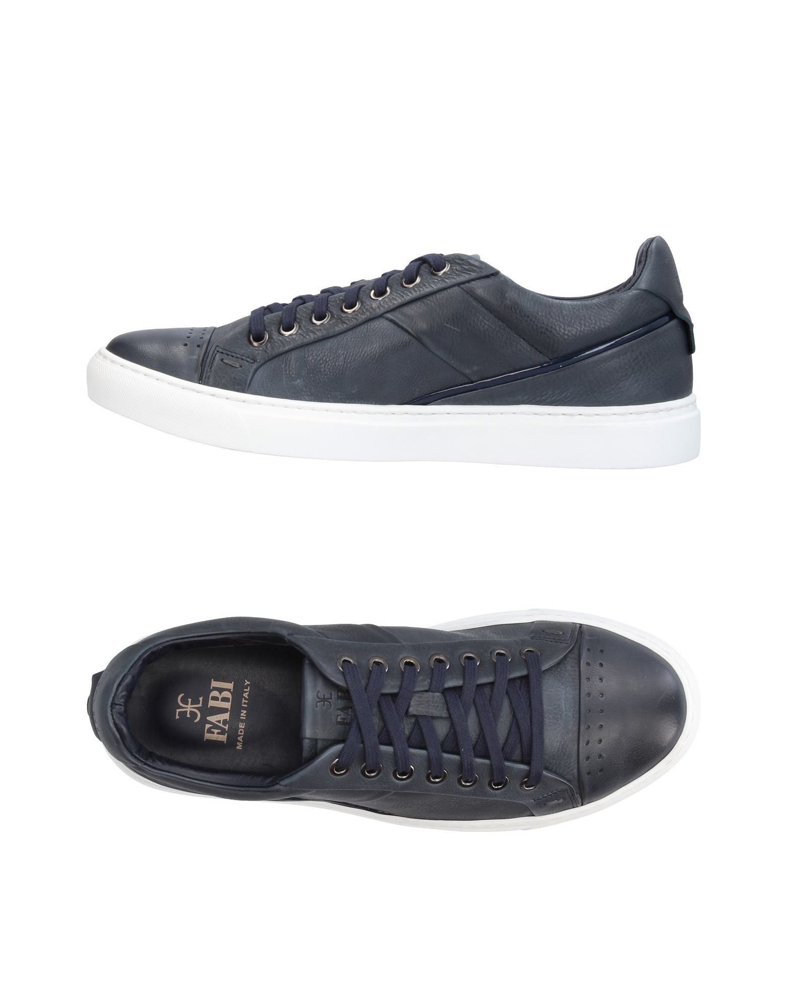 Moda Sneakers Fabi Uomo - 11387739BN