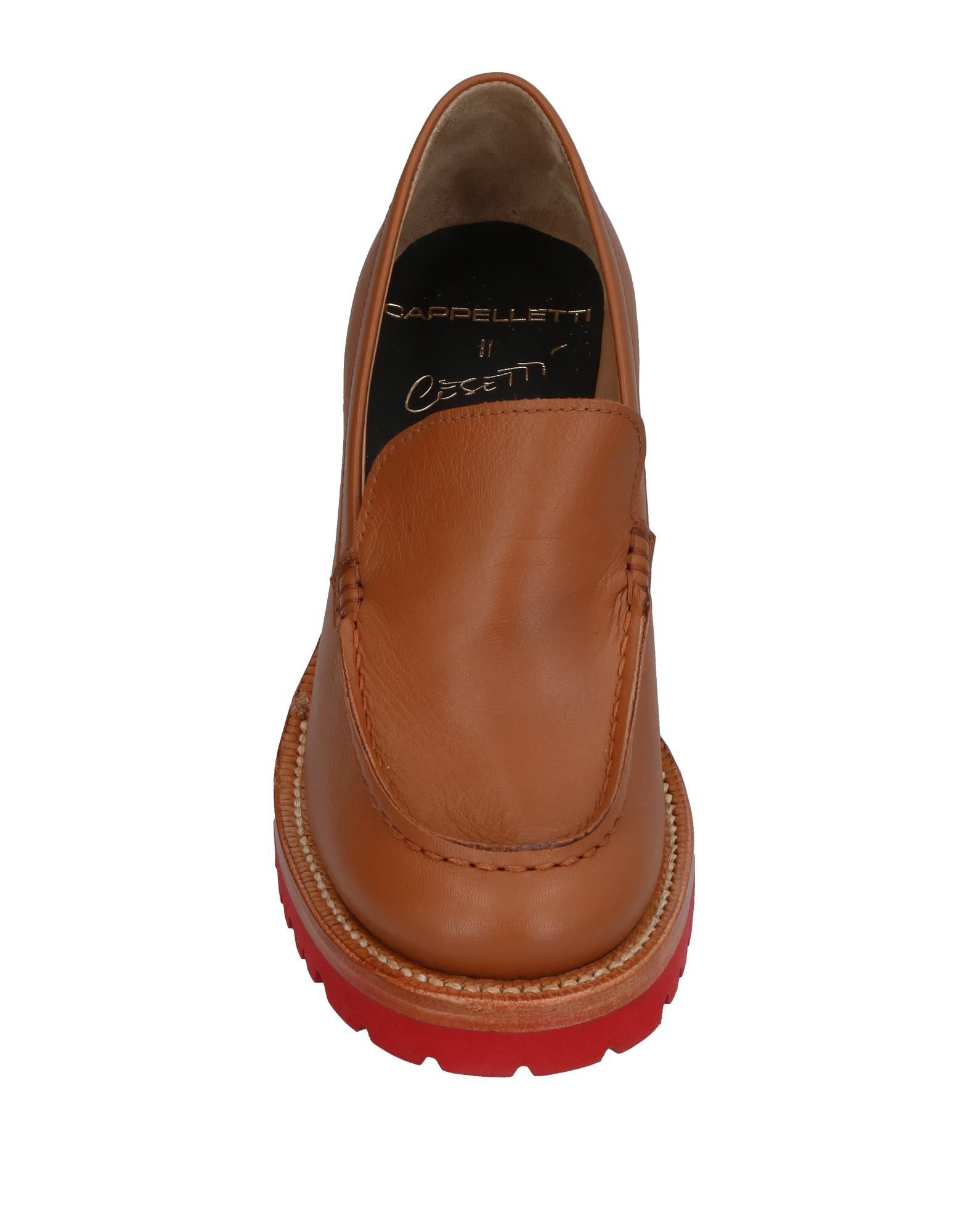 Damen Cappelletti Mokassins Damen   11387741JR Heiße Schuhe cb95ca