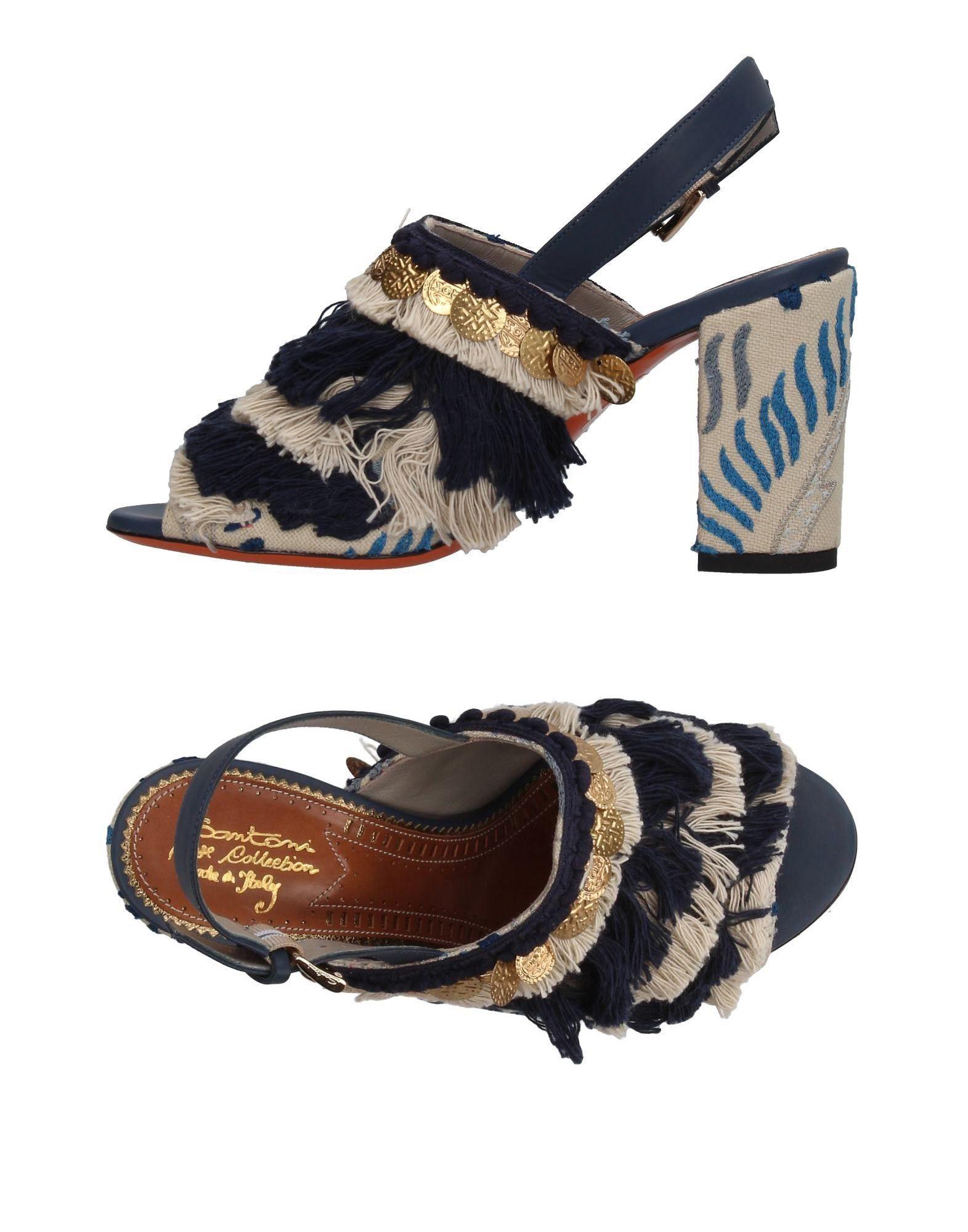 Santoni Sandalen Damen  11387798BBGut aussehende strapazierfähige Schuhe