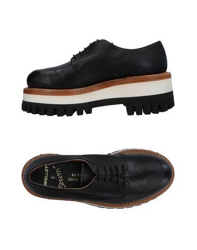 Zapatos de hombre y mujer de promoción por tiempo limitado Zapato De Cordones Cappelletti Mujer - Zapatos De Cordones Cappelletti - 11387806MR Negro