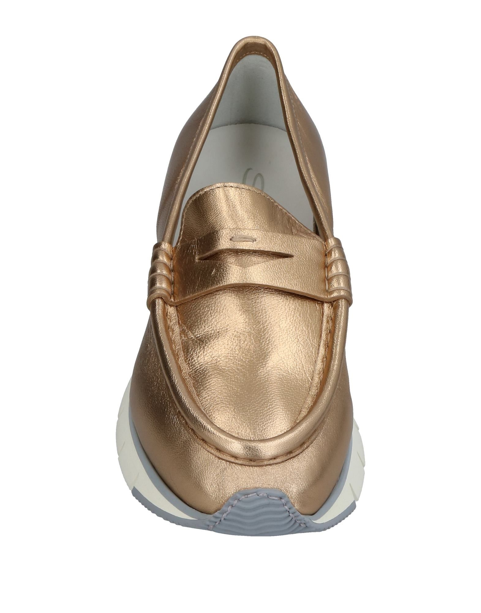 Haltbare Mode billige Schuhe Santoni Mokassins Damen  11387839AP Heiße Schuhe