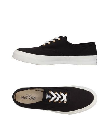 KITSUNÉ Sneakers in Black