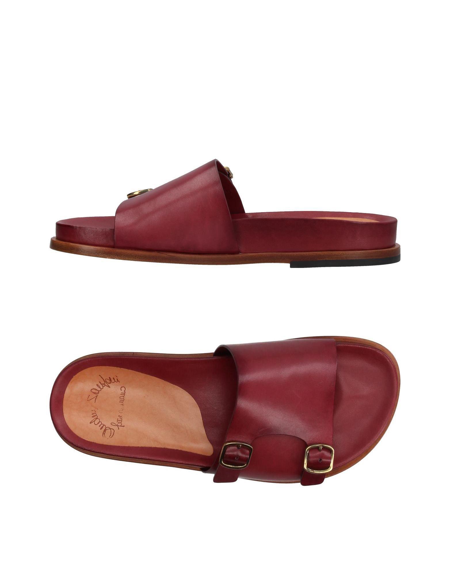 Haltbare Mode billige Schuhe Santoni Sandalen Damen  11387880MU Heiße Schuhe
