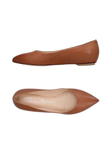 Chaussures - Ballerines Santoni 1IMP3