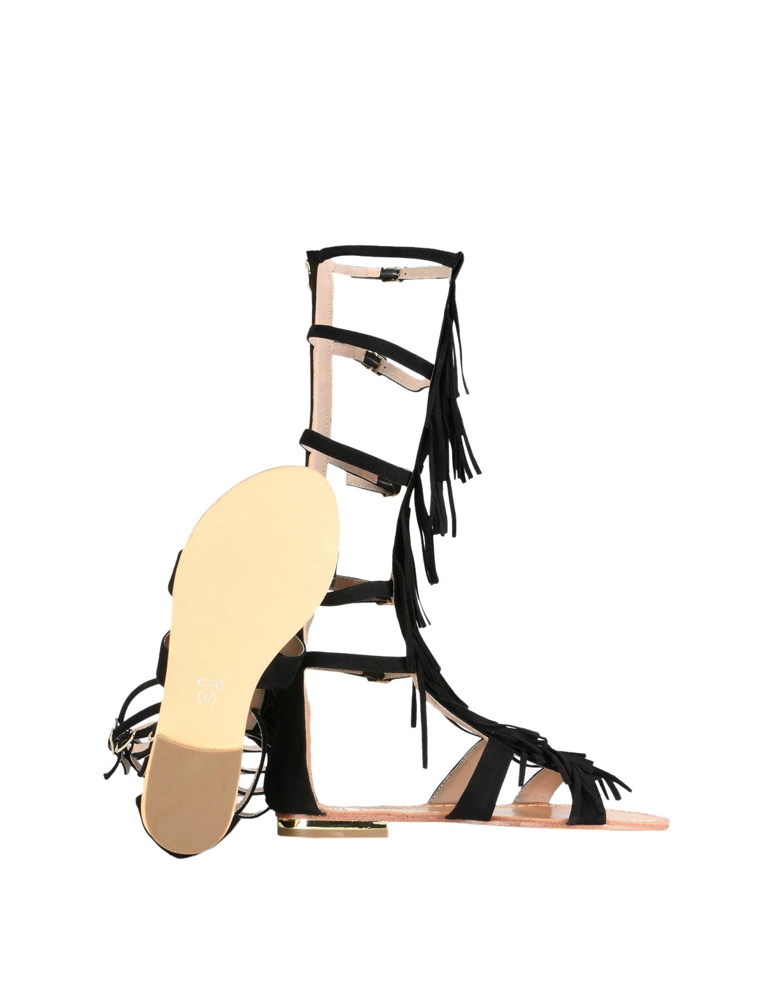 Sandales Exé By Tsakiris Mallas Femme - Sandales Exé By Tsakiris Mallas sur